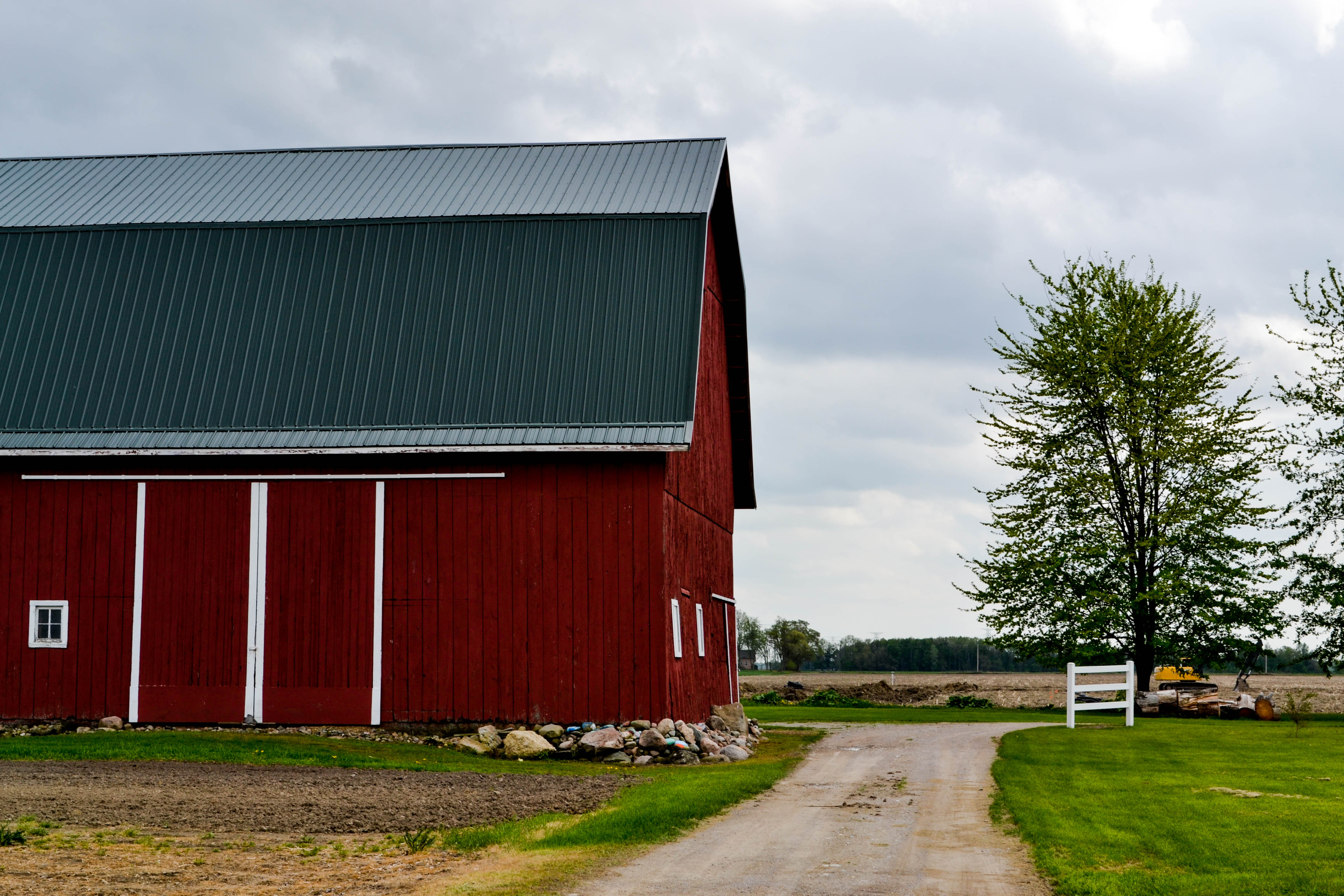Barns Michigan Saginaw