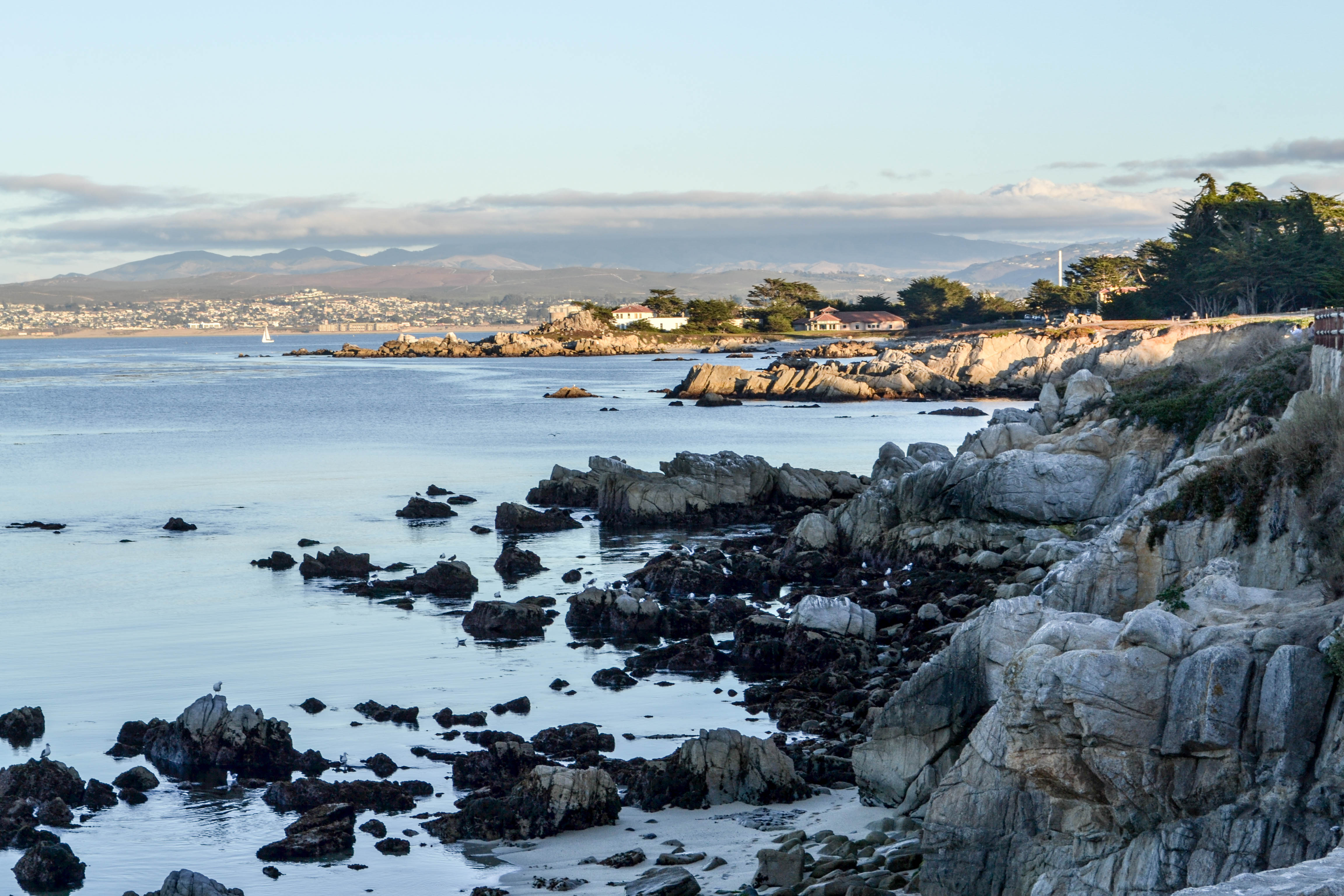 Monterey Bay Cannery Row