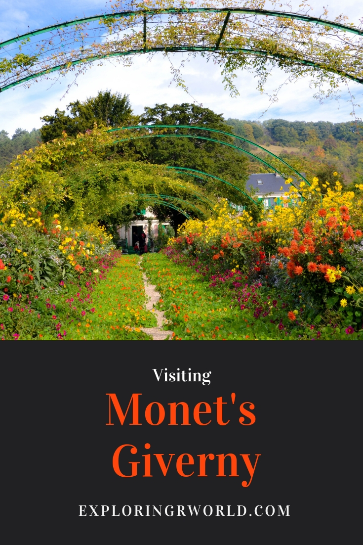 Monet Giverny, exploringrworld.com