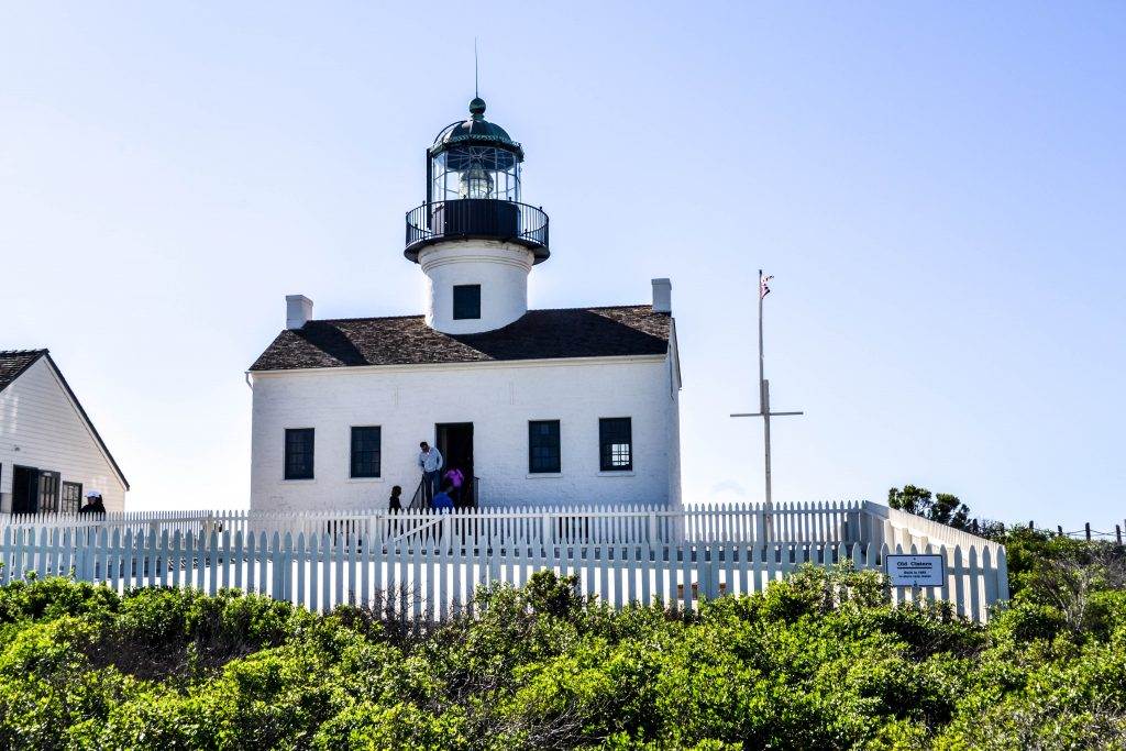 Point Loma Lighthouse San Diego