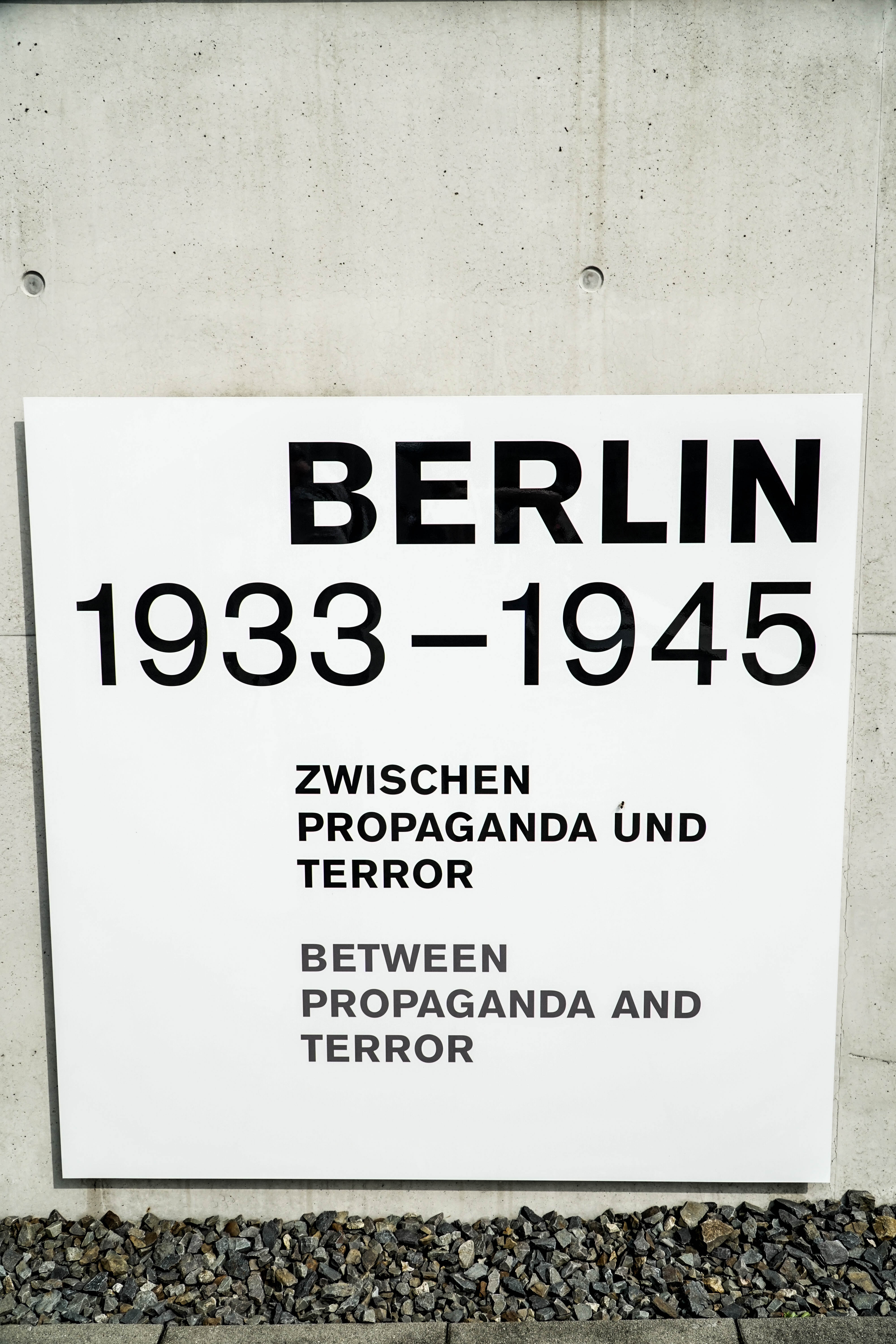 Berlin Topography of Terror