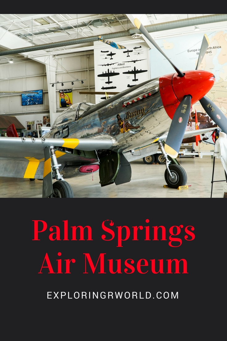 Palm Springs Air Museum Graphic