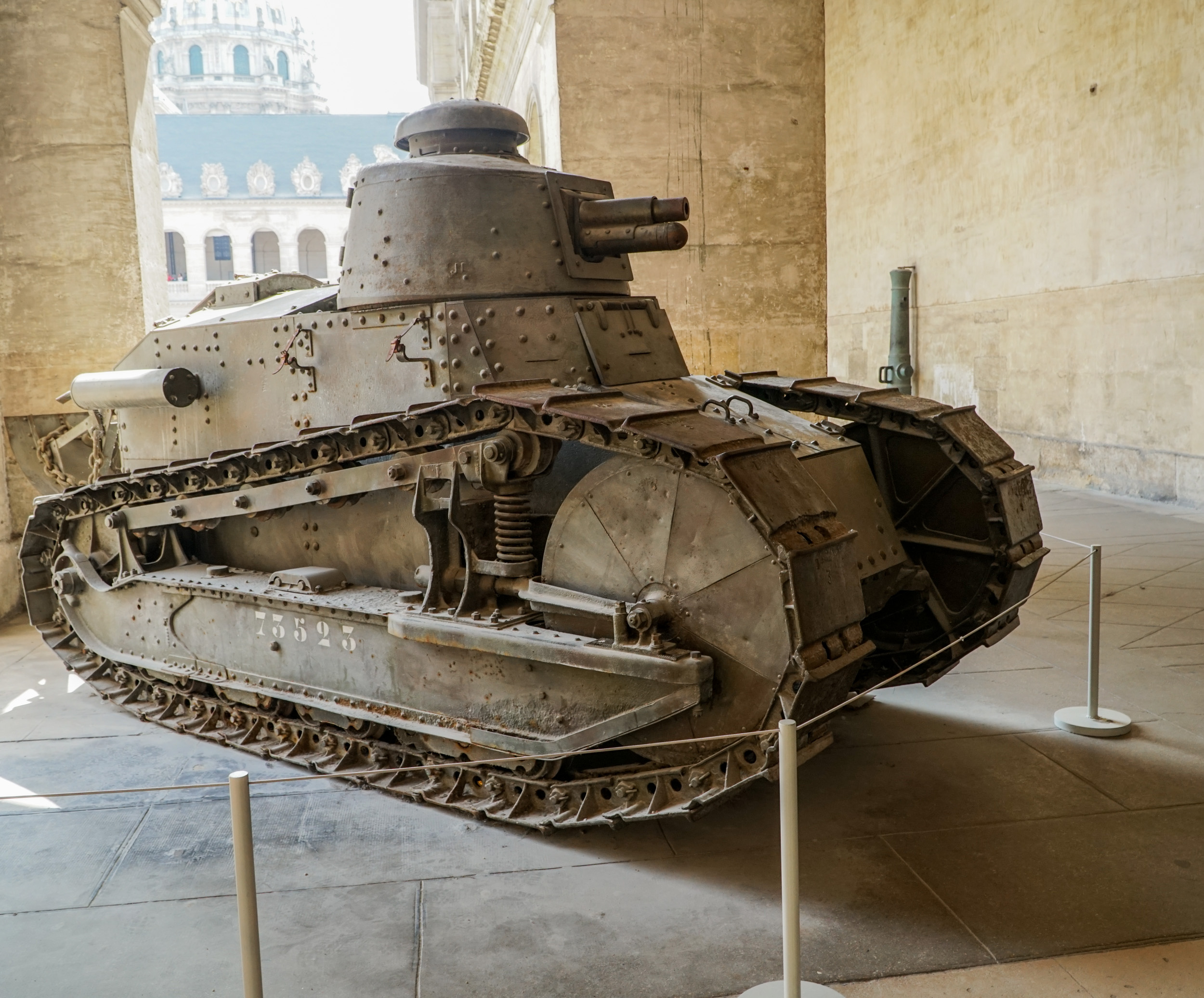 Invalides Army Museum Paris
