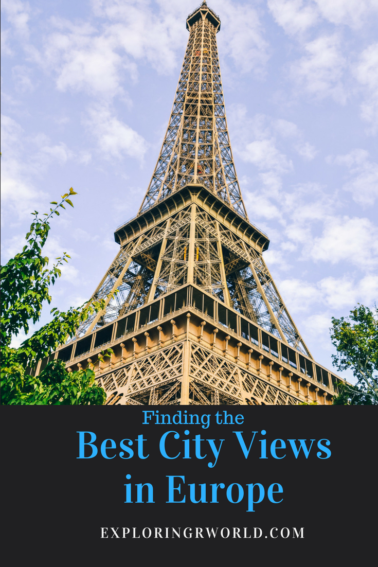 Best City Views in Europe