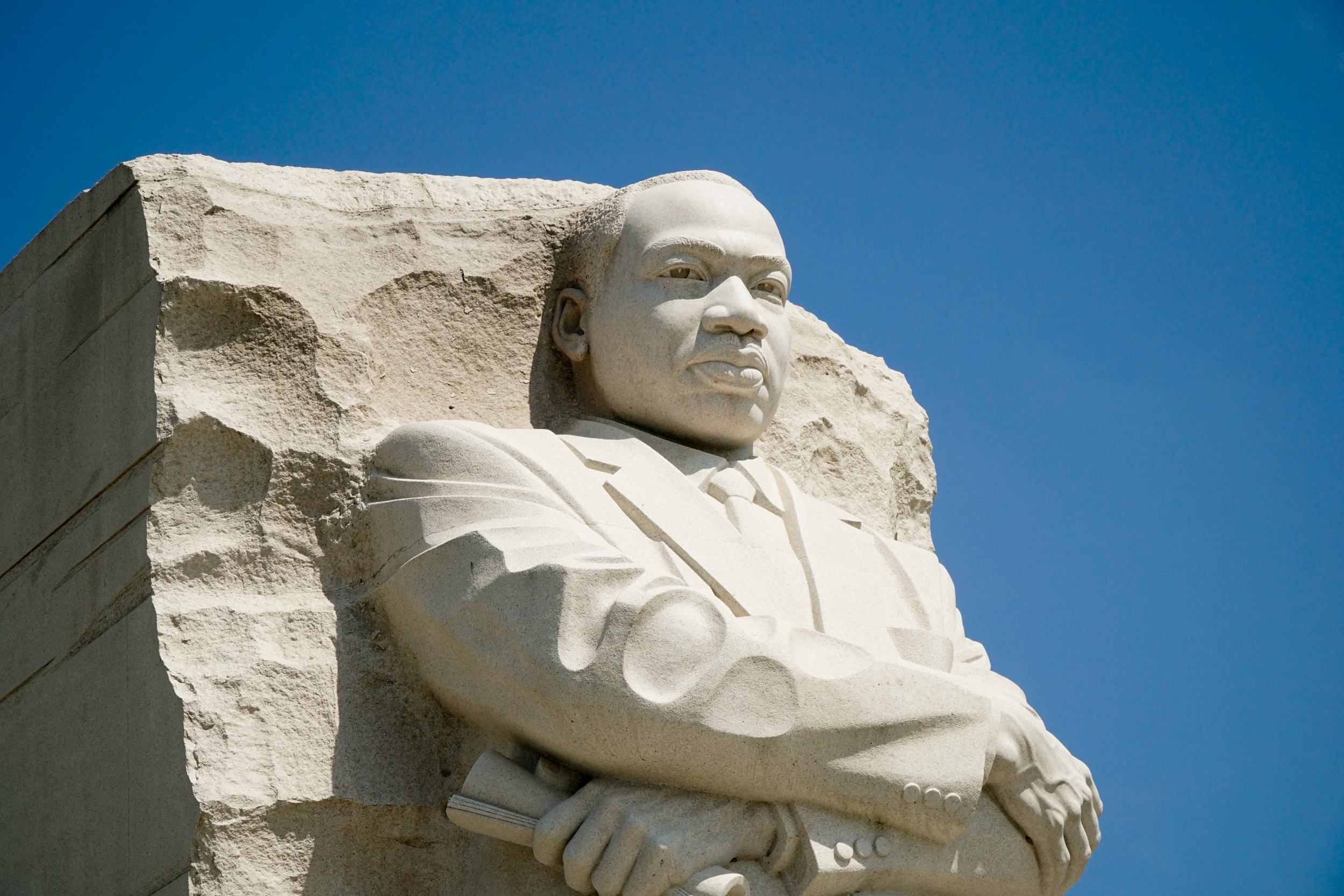 Washington DC Memorials, MLK Memorial
