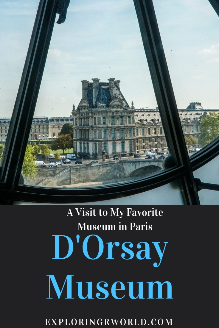 DOrsay Museum Paris - Exploringrworld.com