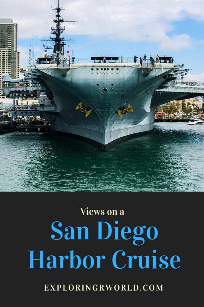 San Diego Harbor Cruise - Exploringrworld.com