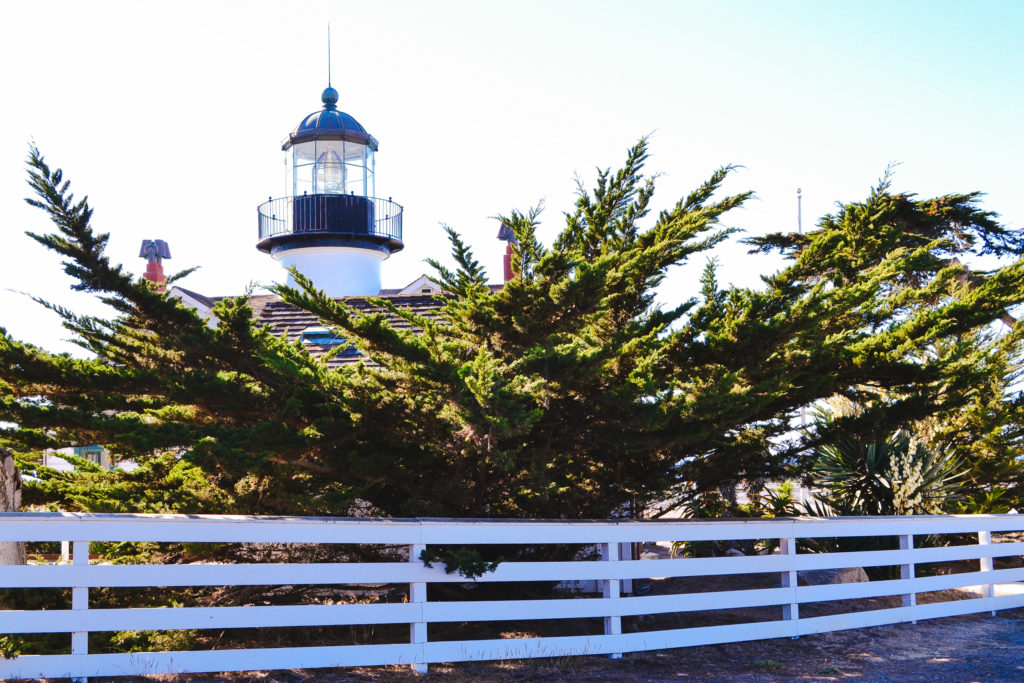 Point Pinos Lighthouse Monterey