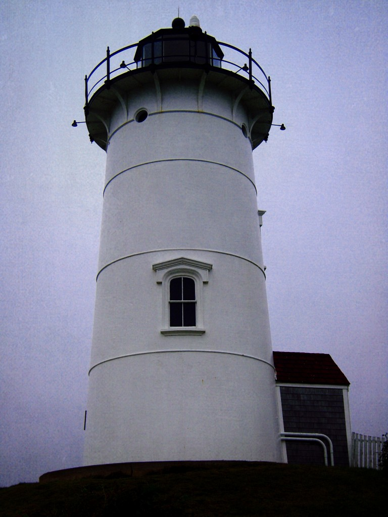 Nobska Lighthouse Tower