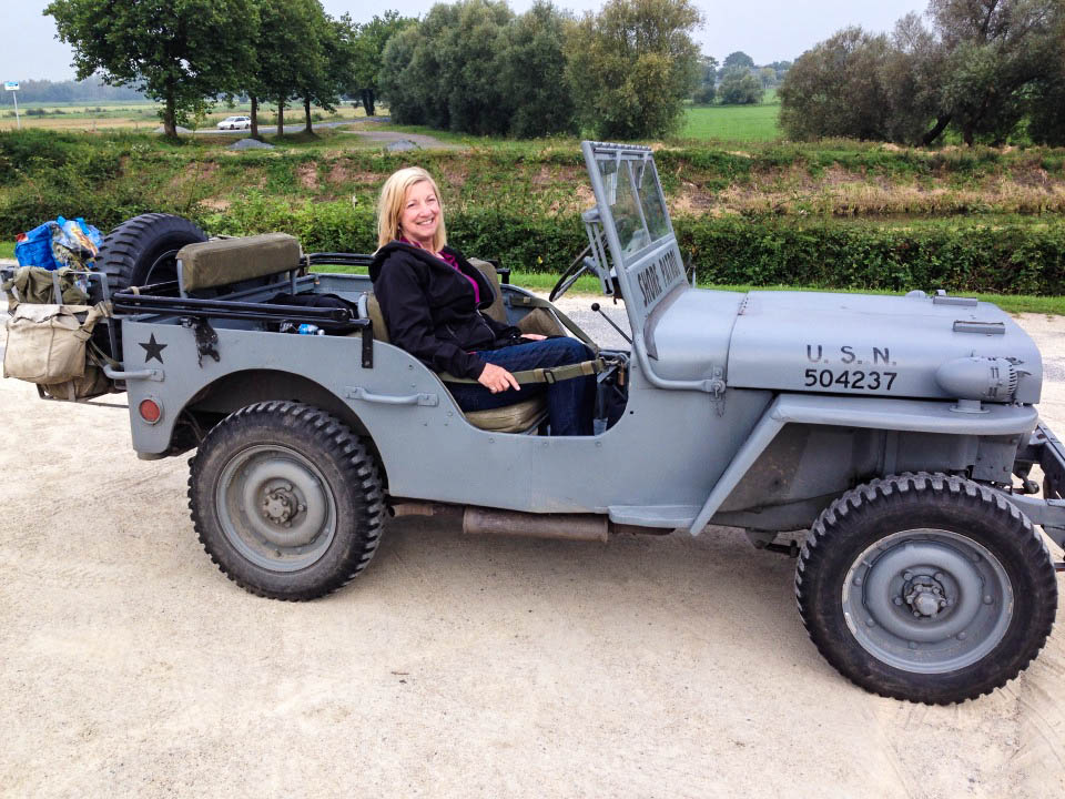 Normandy Jeep Tour