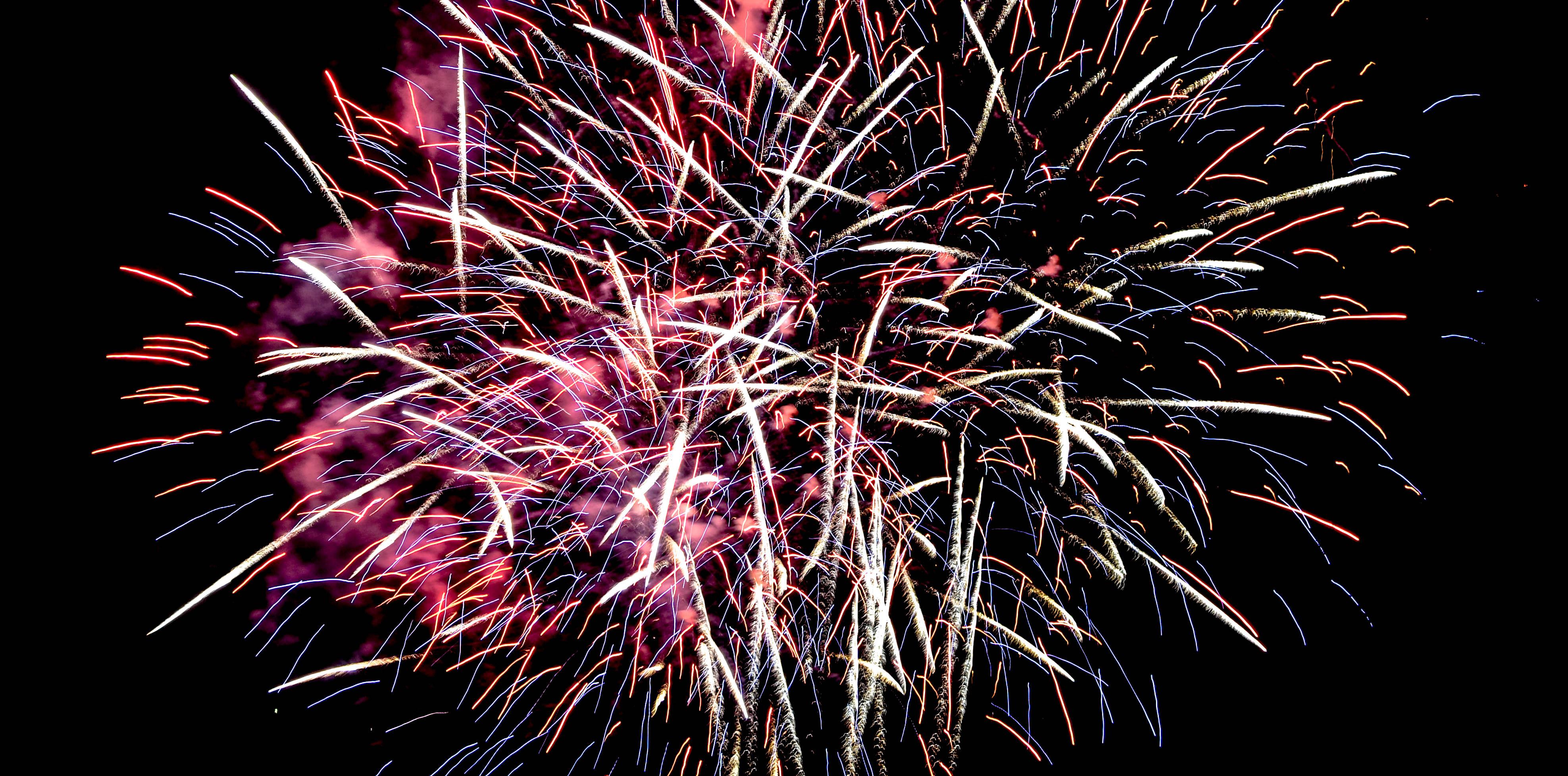 Fireworks Palm Desert