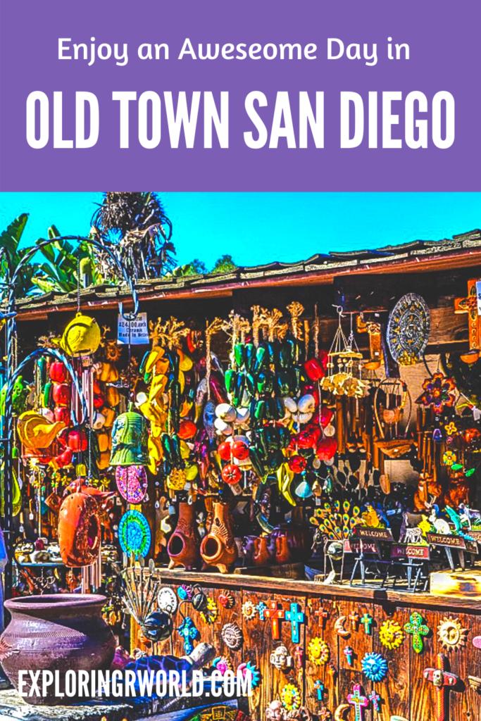 Old Town San Diego Caliornia - Exploringrworld.com