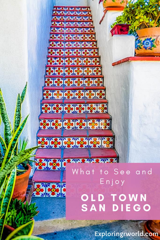 Old Town San Diego - Exploringrworld.com