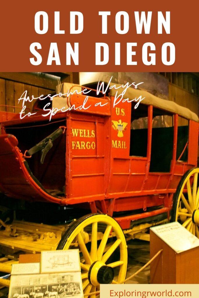 San Diego California Old Town - Exploringrworld.com