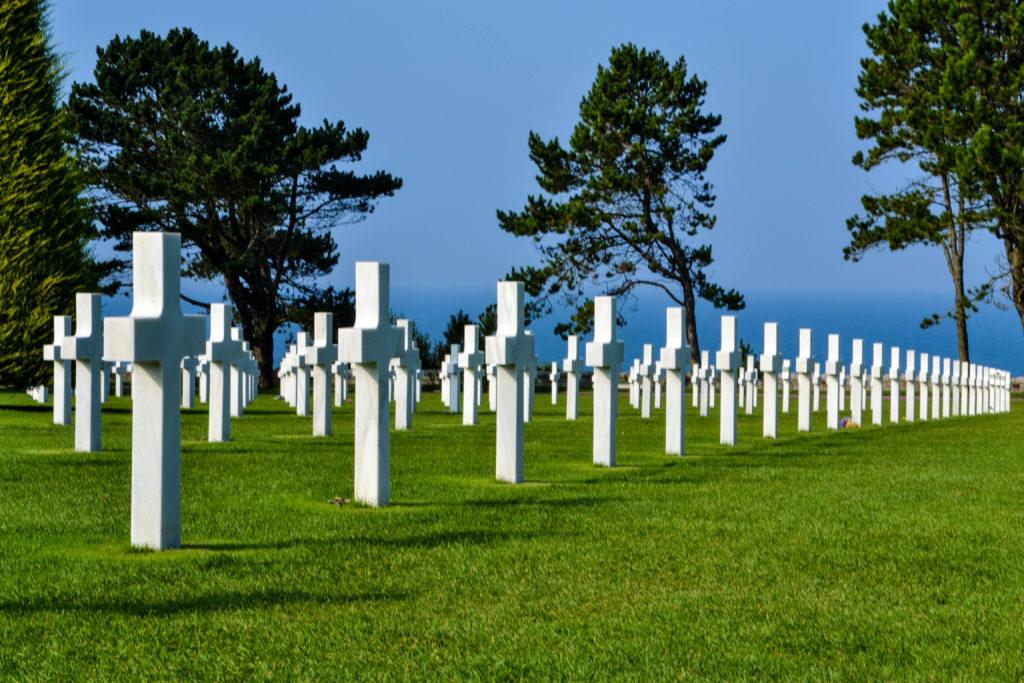 Normandy France Omaha Beach