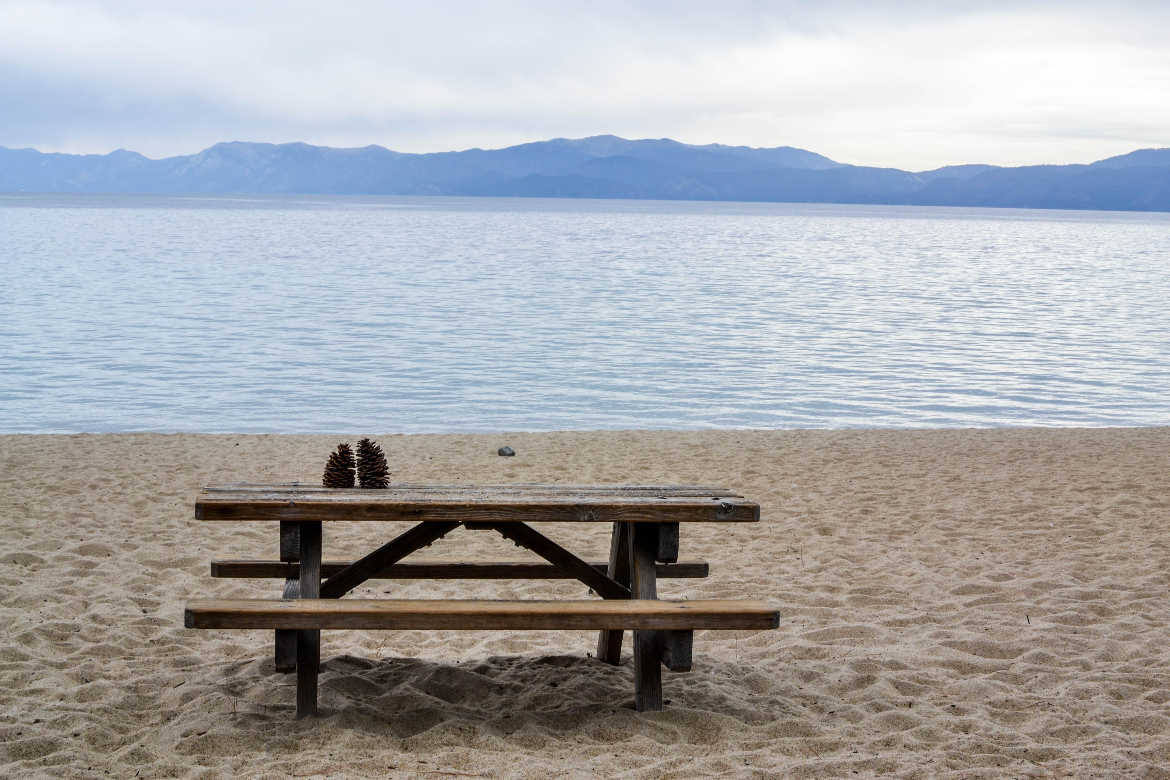Rubicon Trail Lake Tahoe