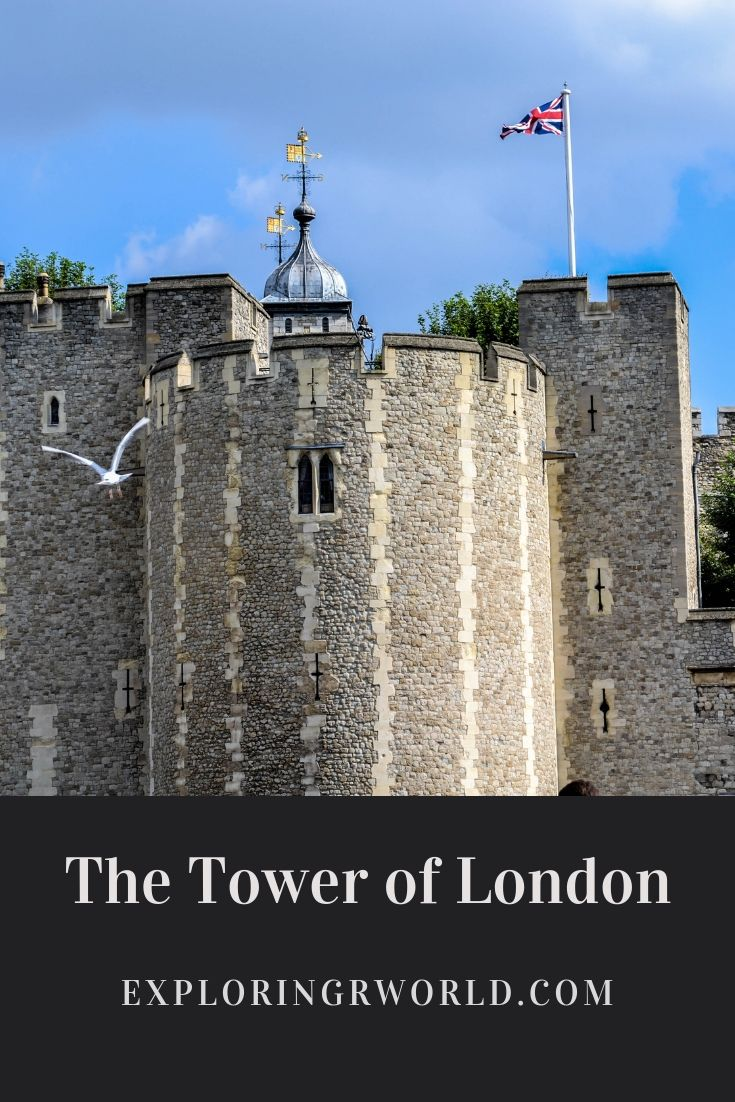 Tower of London - Exploringrworld.com