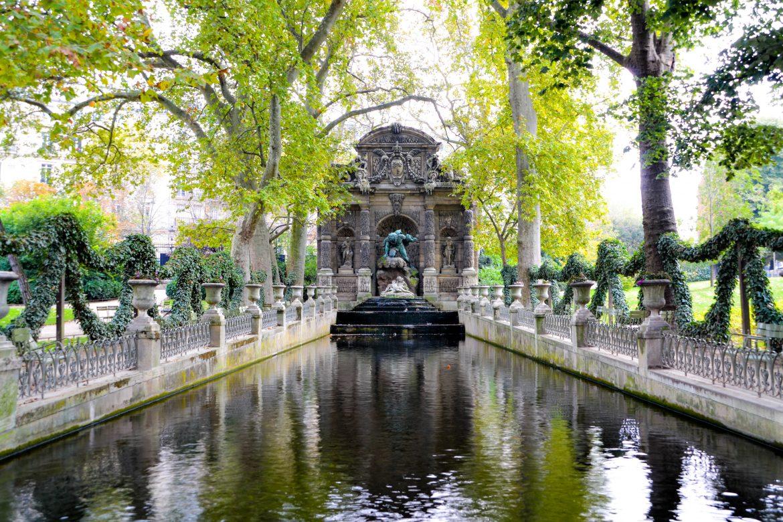 Luxembourg Gardens Paris Gardens