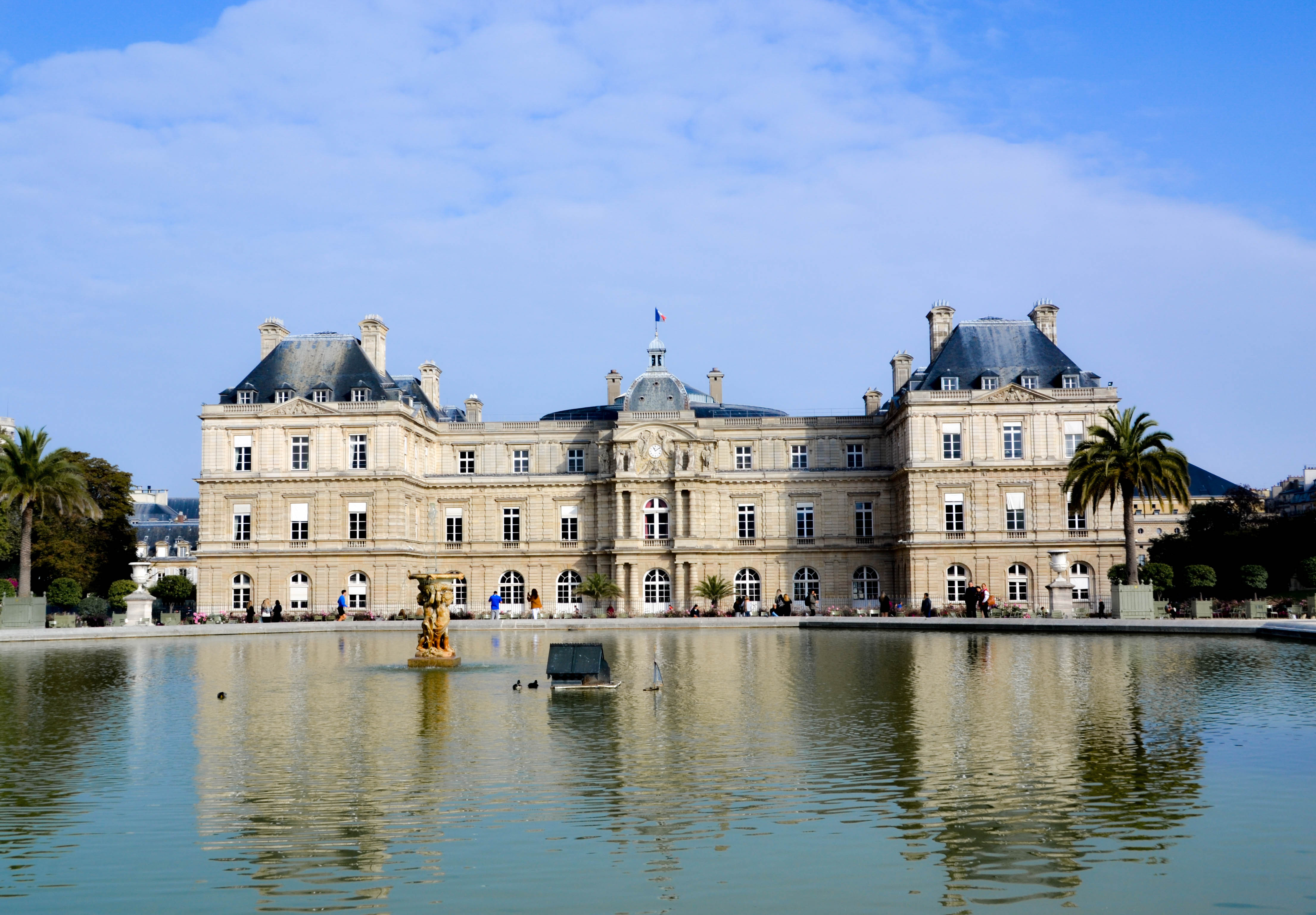 Luxembourg Gardens