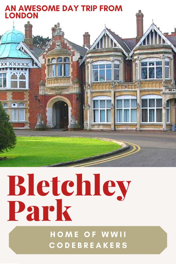 Bletchley Park London England - Exploringrworld.com