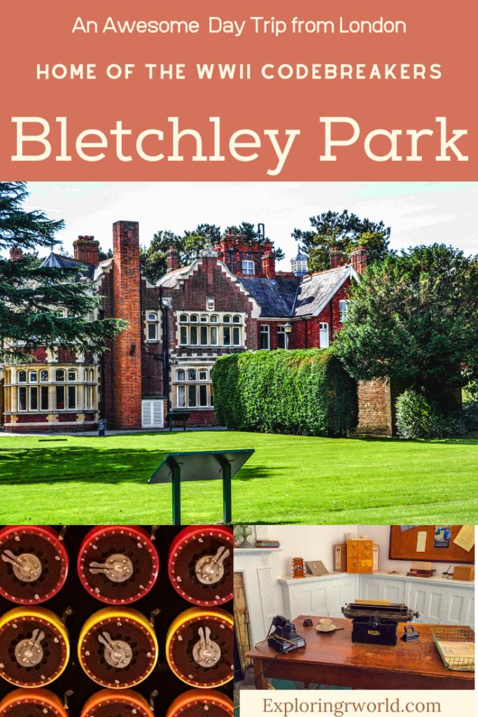 London Bletchley Park - Exploringrworld.com