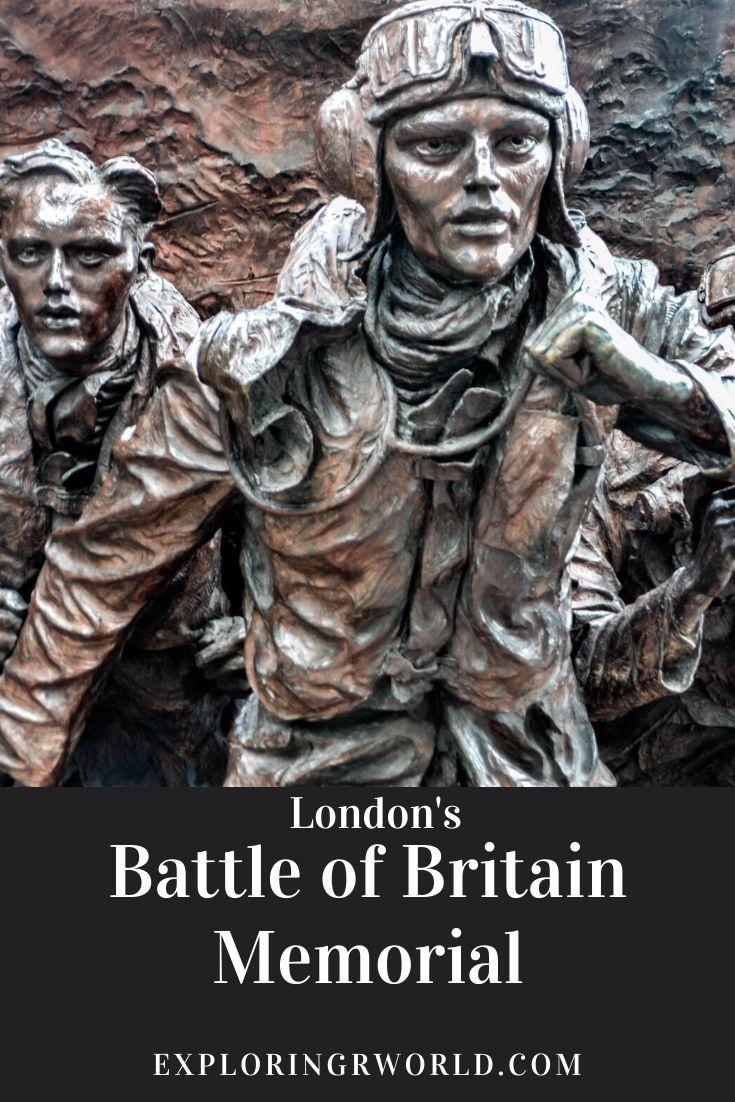 Battle of Britain Memorial London - Exploringrworld.com