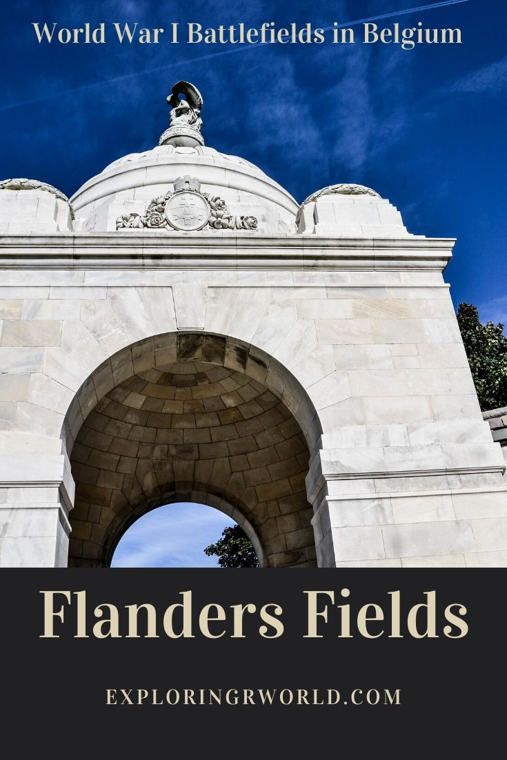 Flanders Fields Belgium World War I - Exploringrworld.com