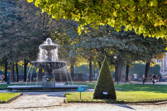 Marais, Place des Vosges