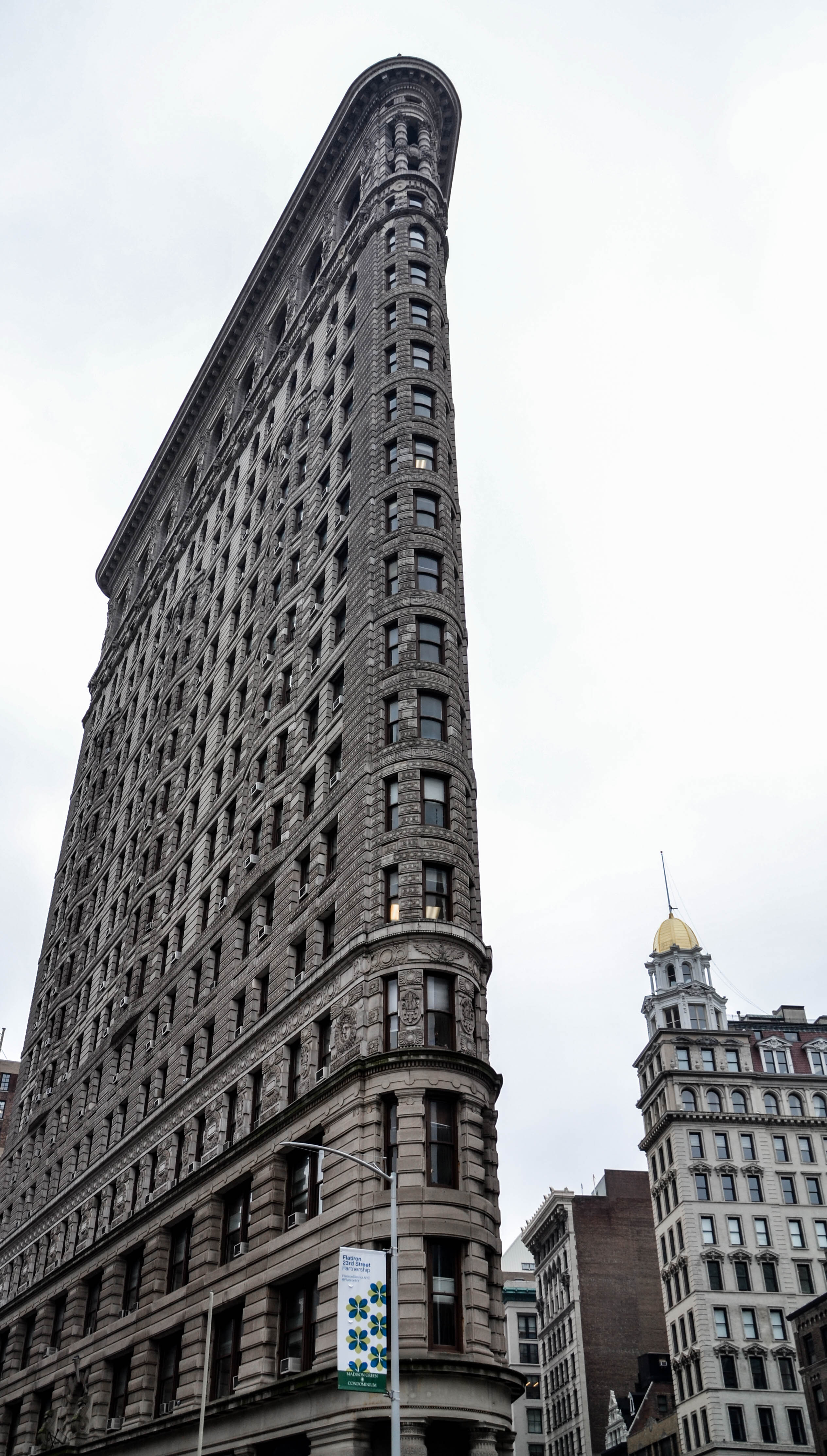 Empire State Building, New York City, Flatiron Building