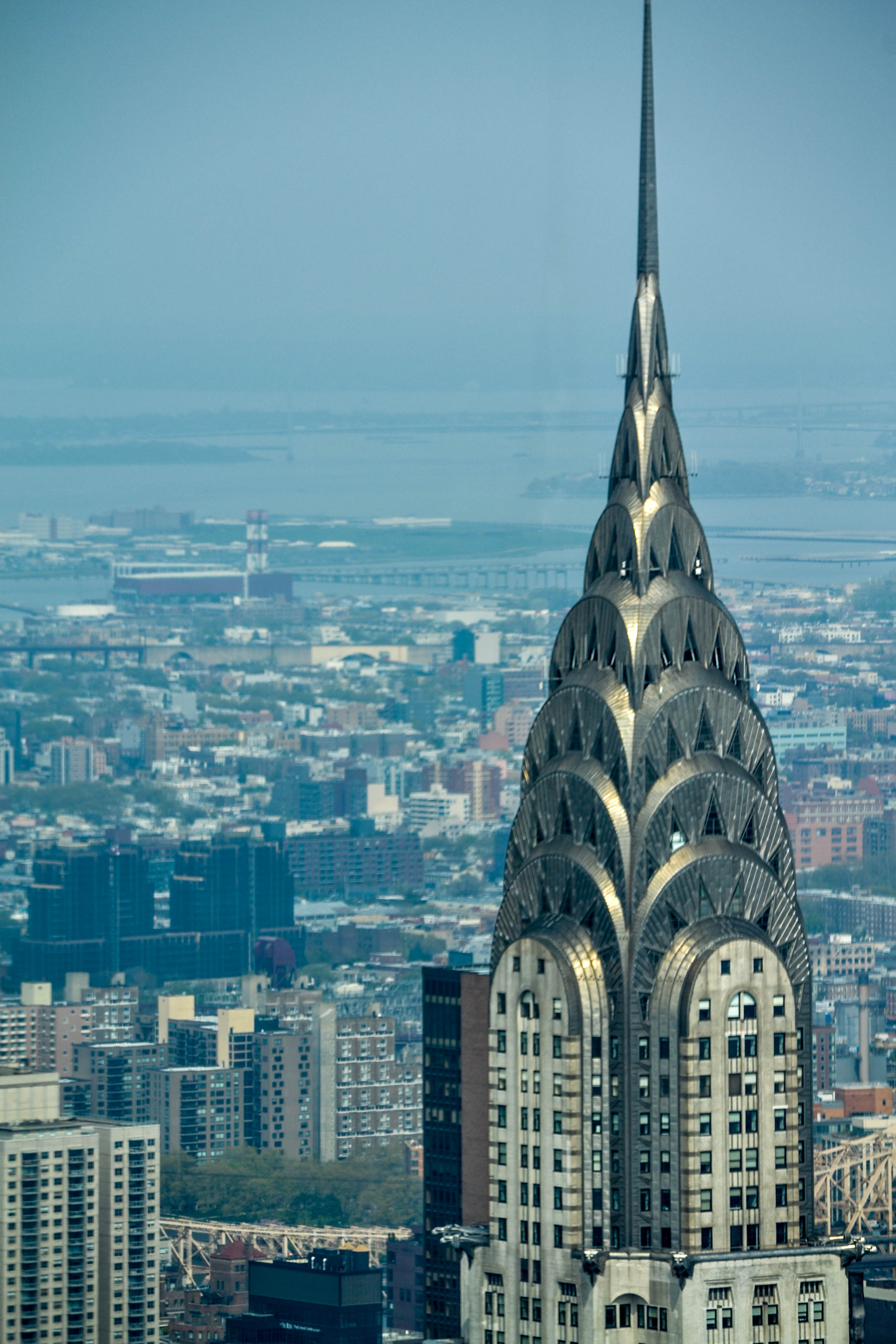 Empire State Building, New York City, Chrysler Building