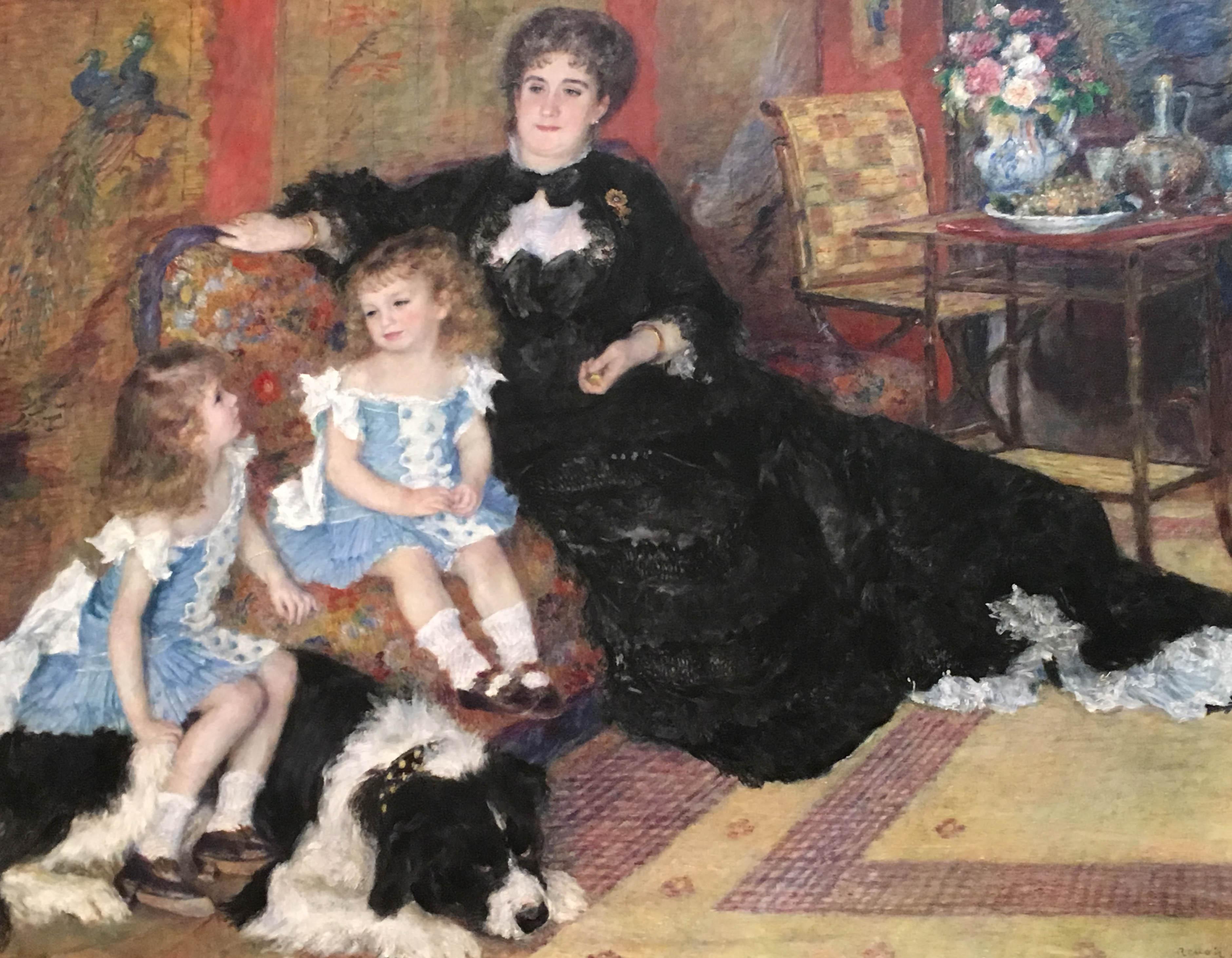 Metropolitan Museum of Art, Renoir