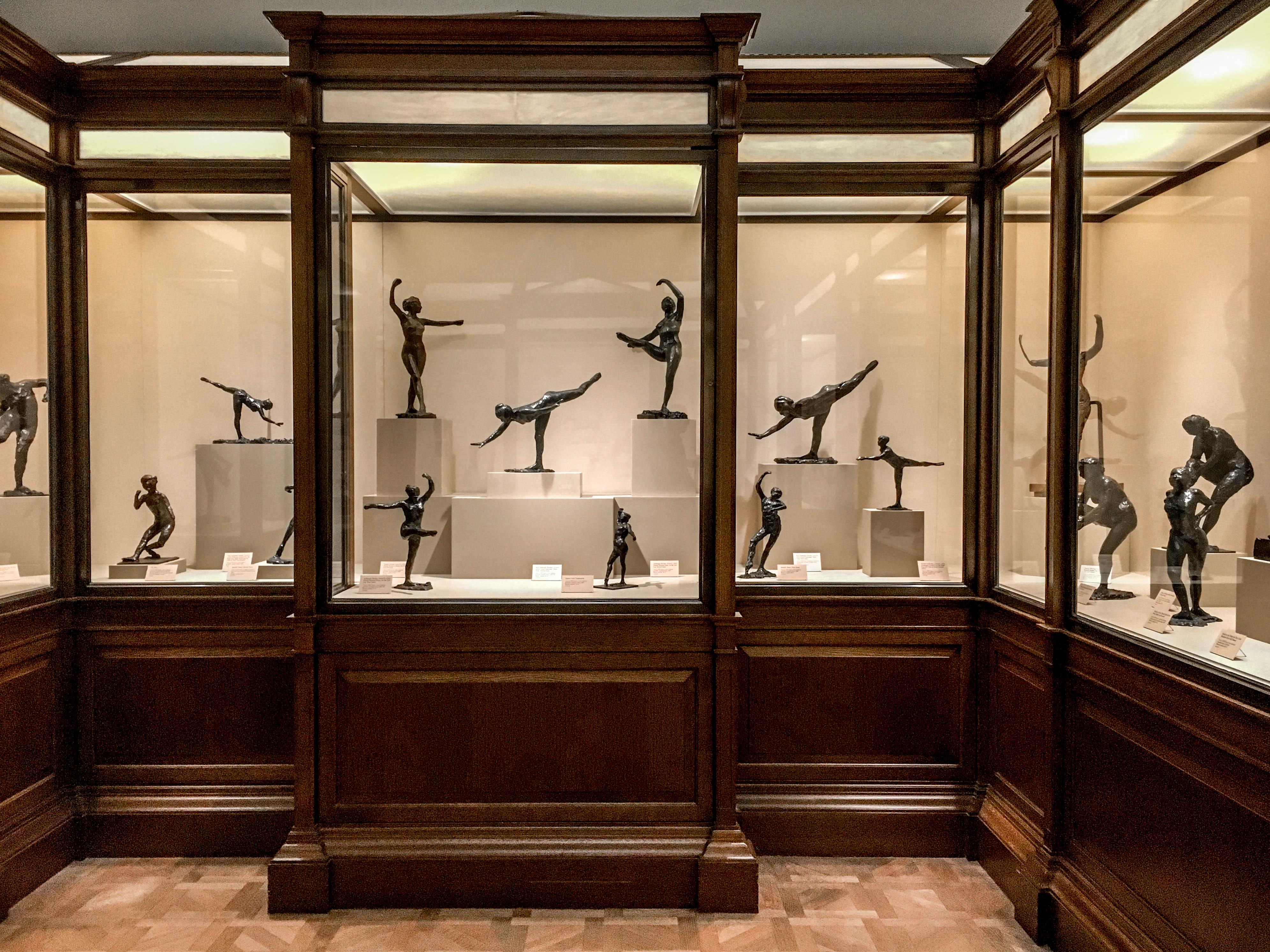 Metropolitan Museum of Art, Degas