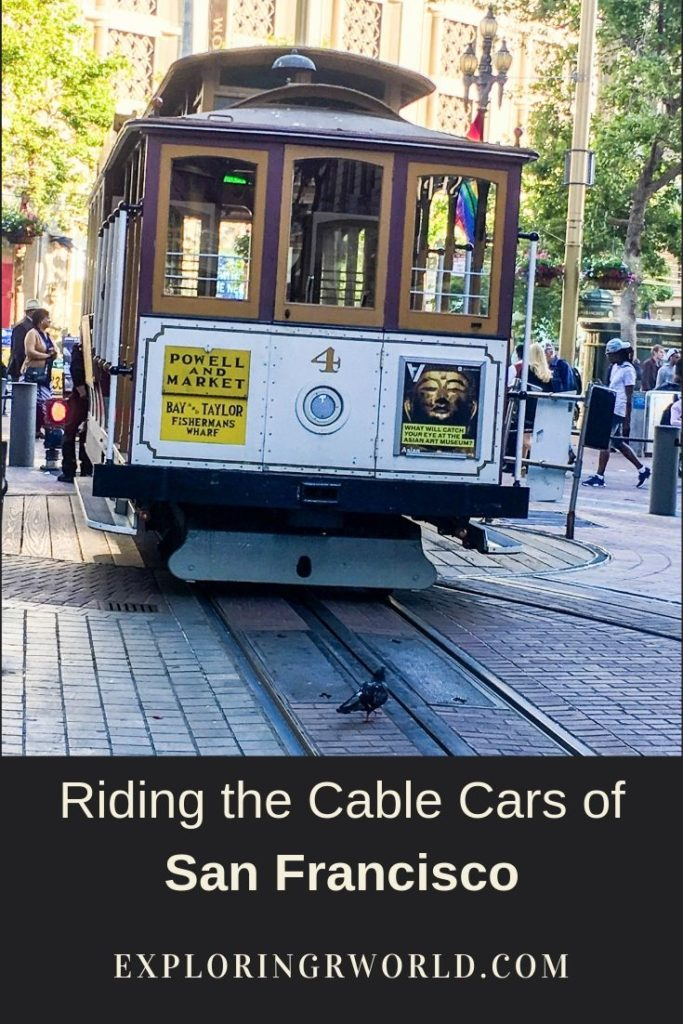 San Francisco Cable Cars - exploringrworld.com