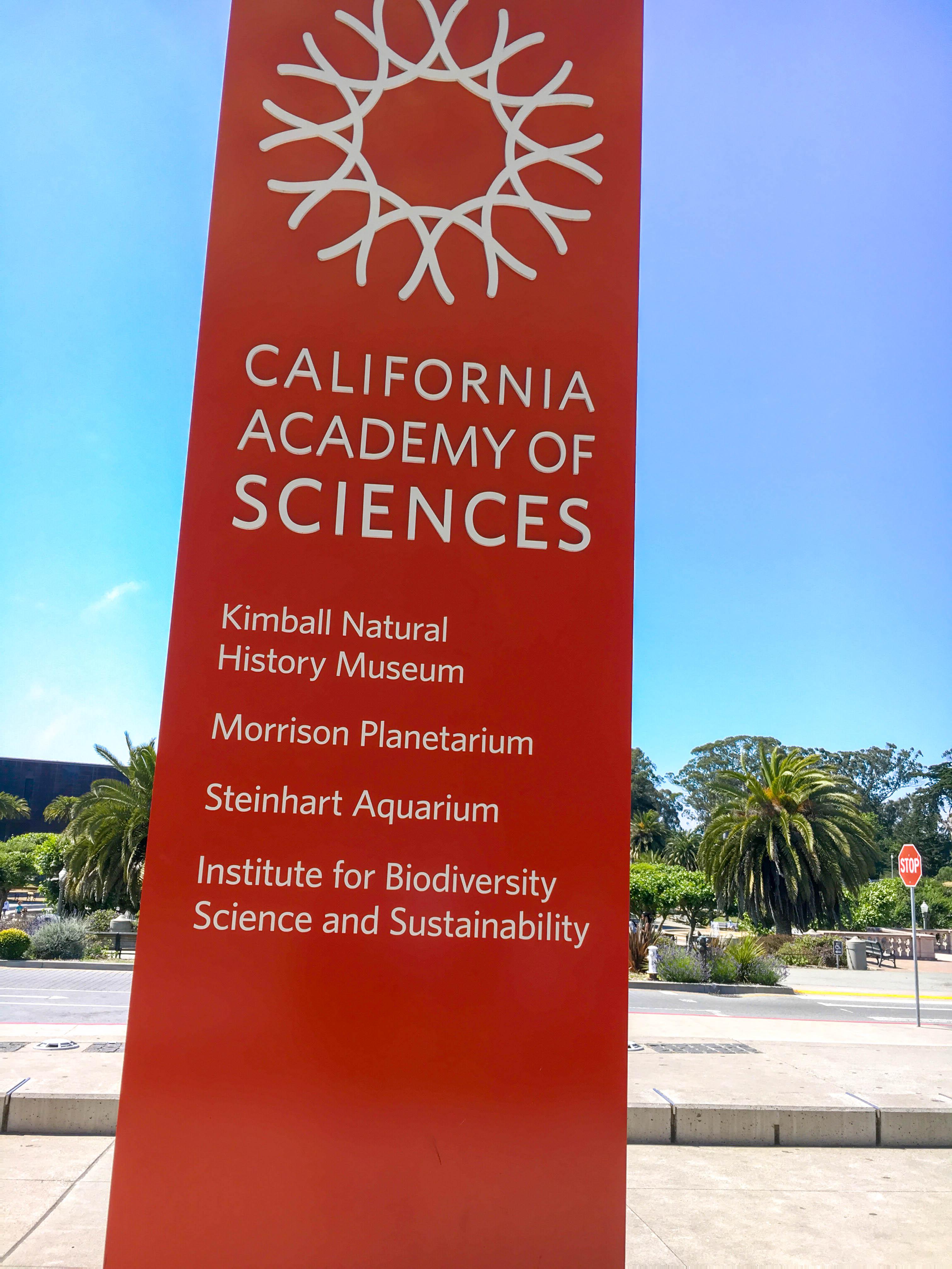Academy of Sciences, San Francisco