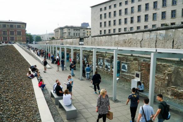 Berlin Topography of Terror