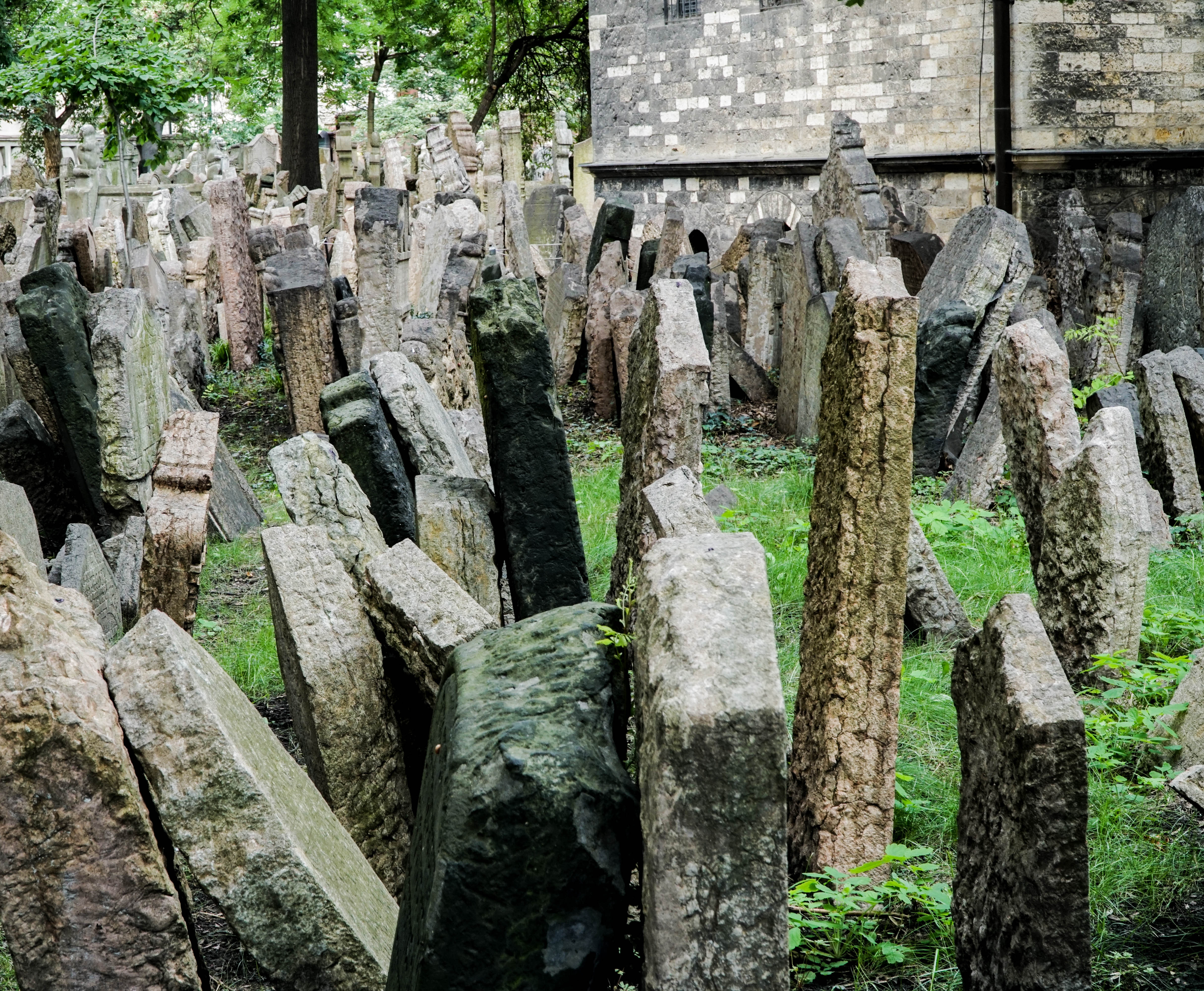 Prague Old Jewish Cemetery
