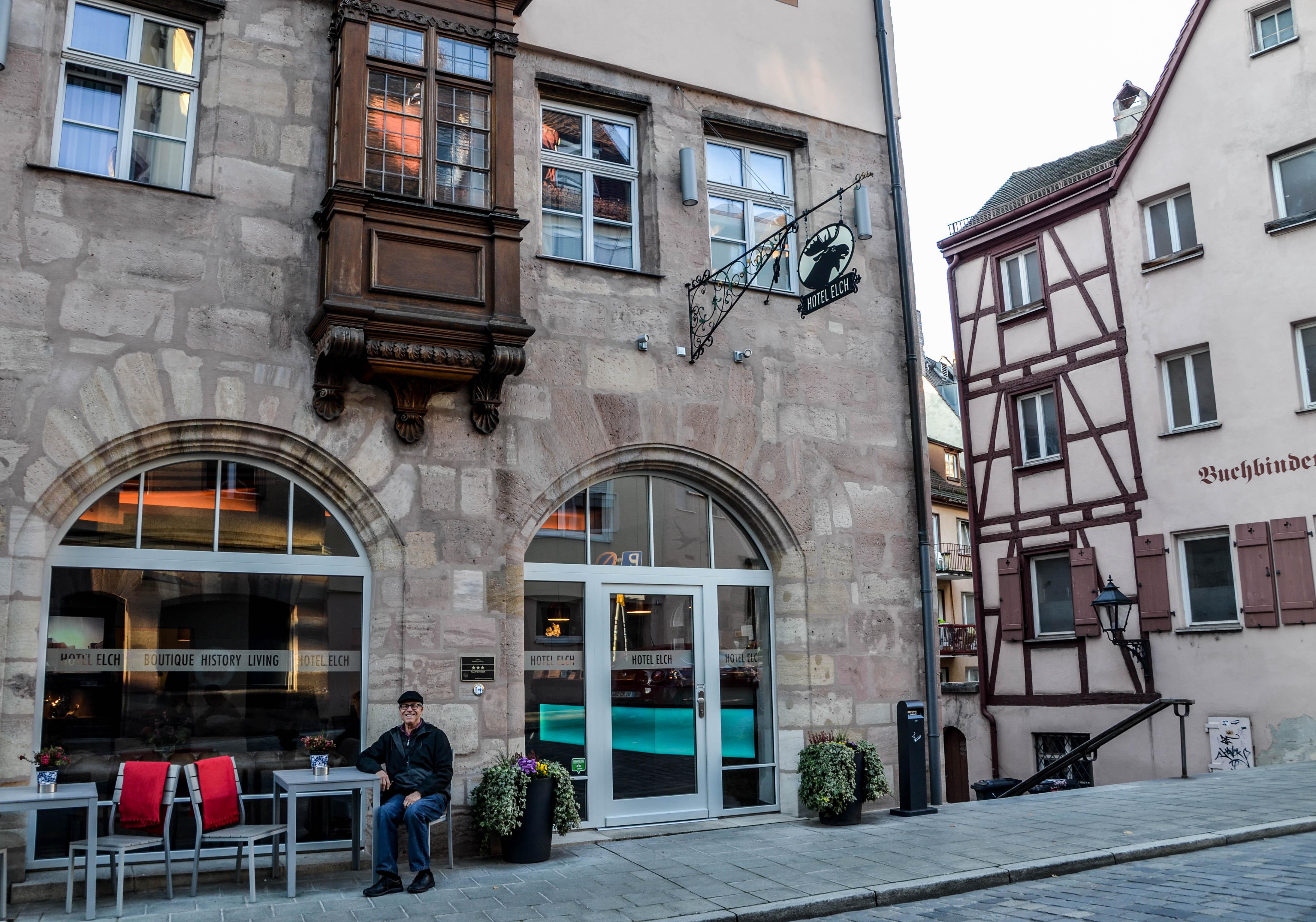 Hotel Elch Nuremberg