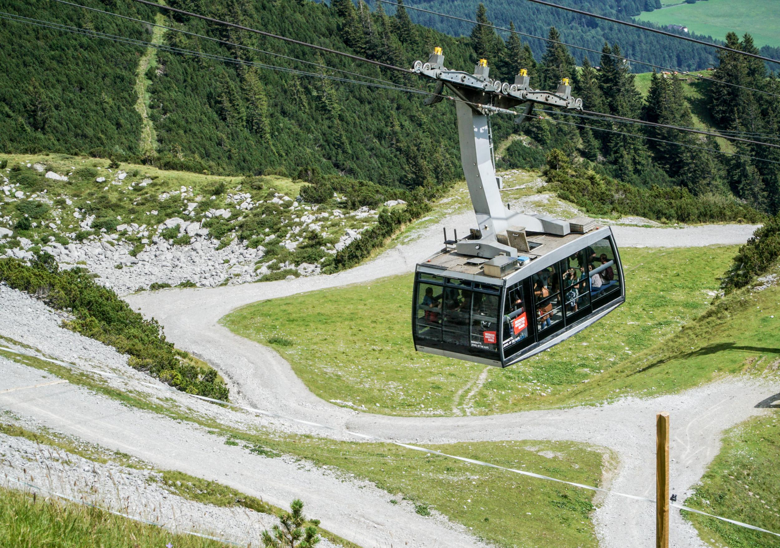 Innsbruck Austrian Alps