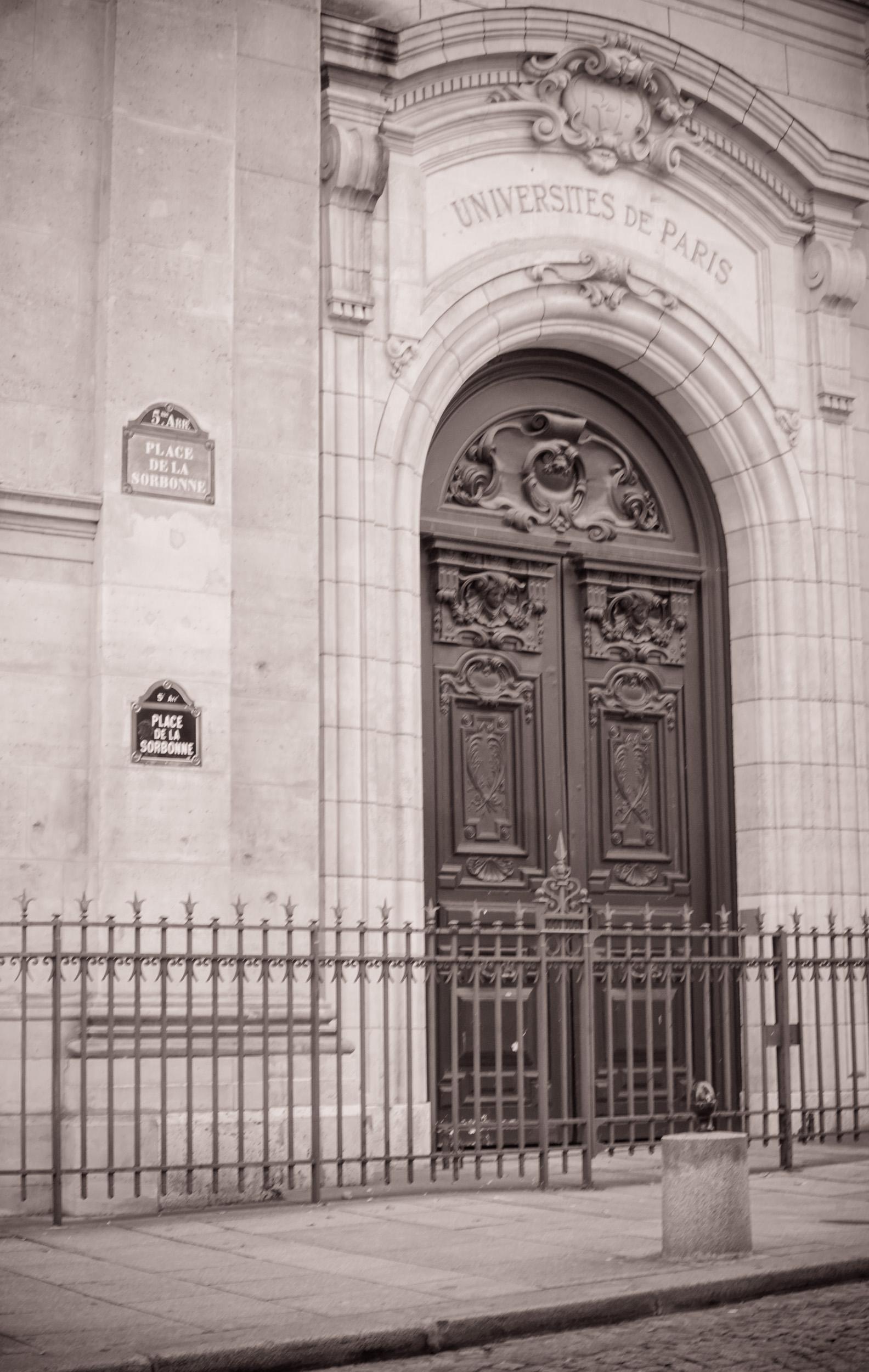 Sorbonne Paris
