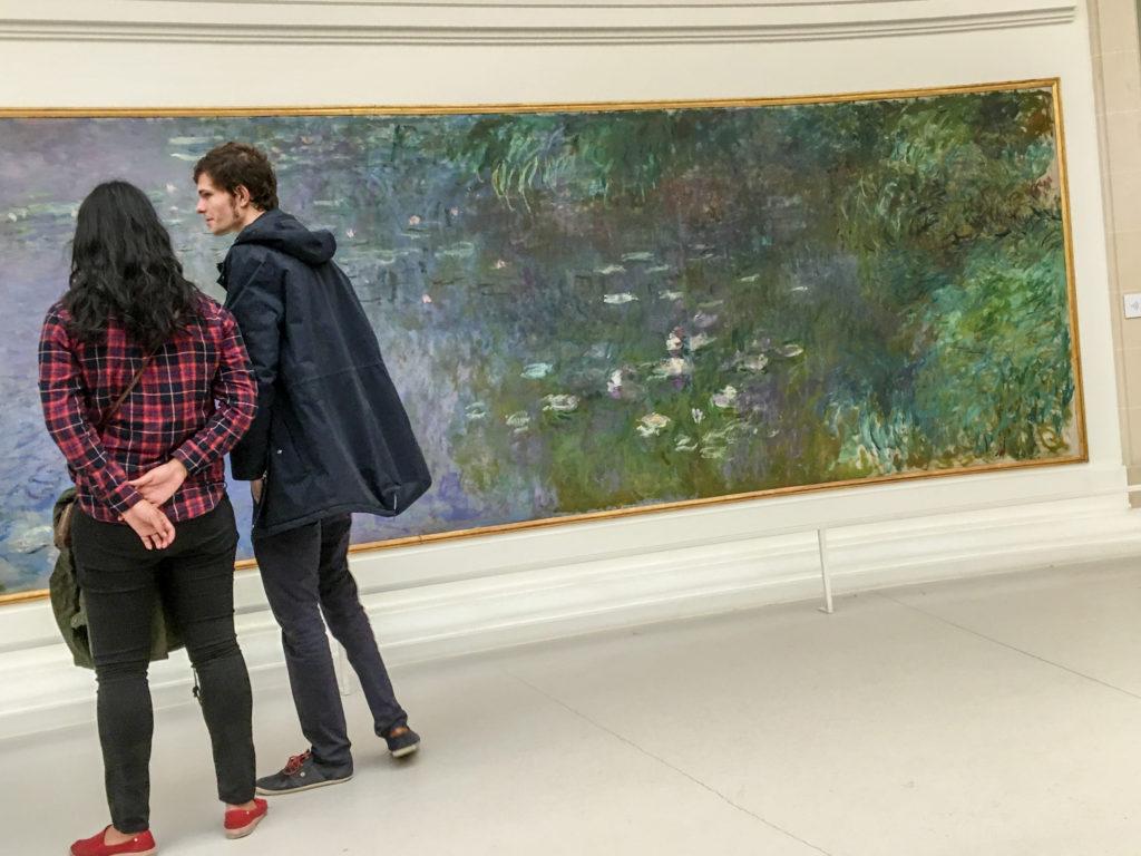 Orangerie Paris Monet