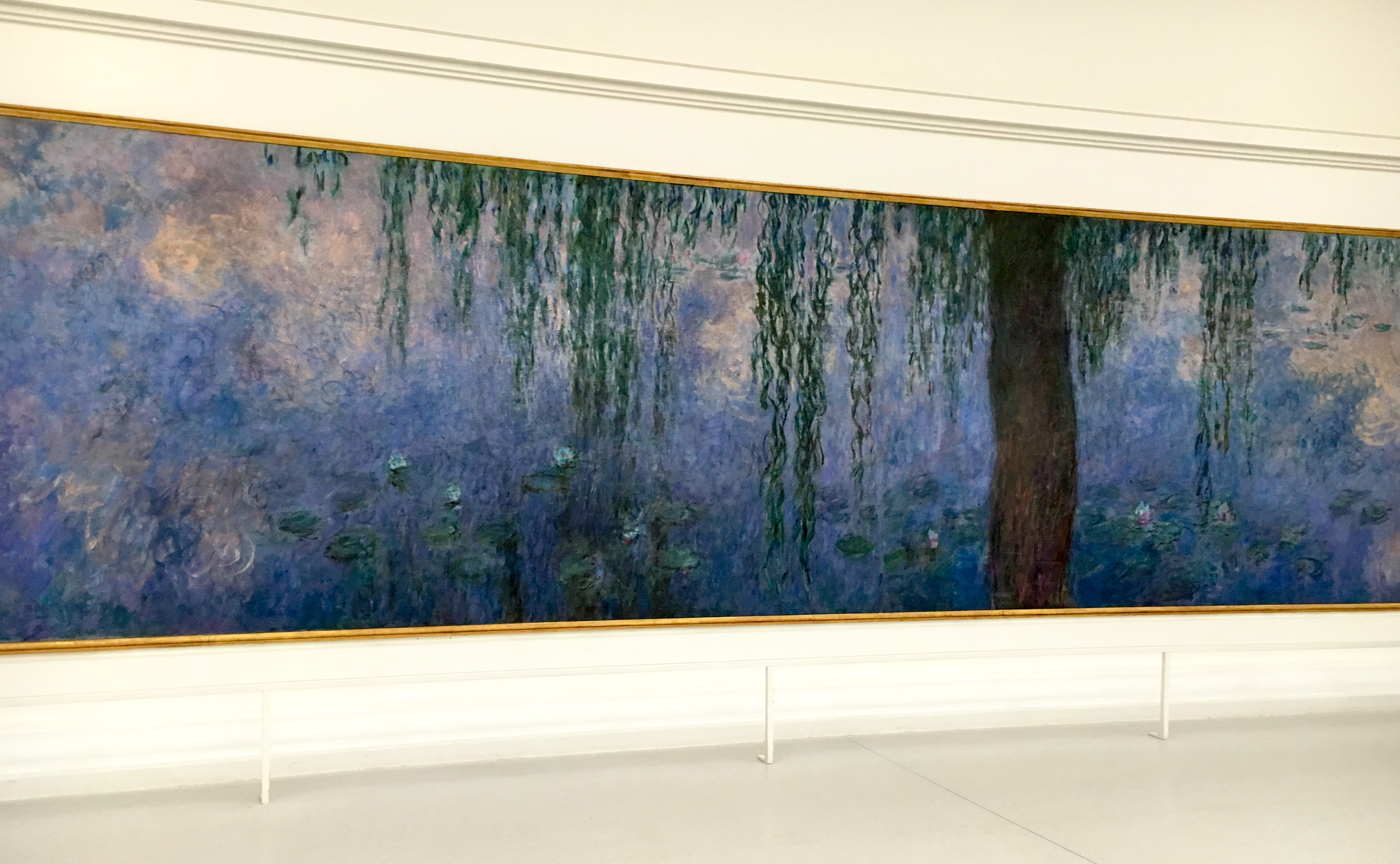 Orangerie Paris Monet