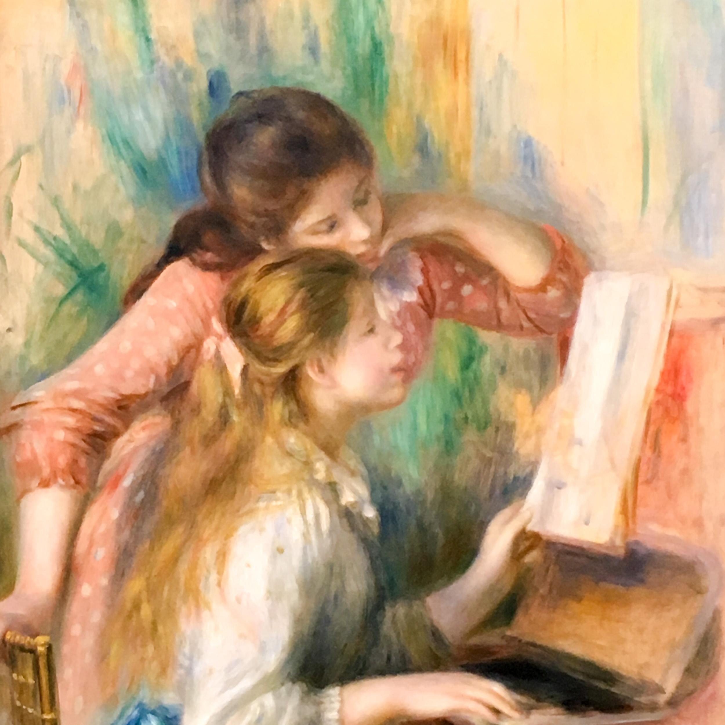 Orangerie Paris Renoir