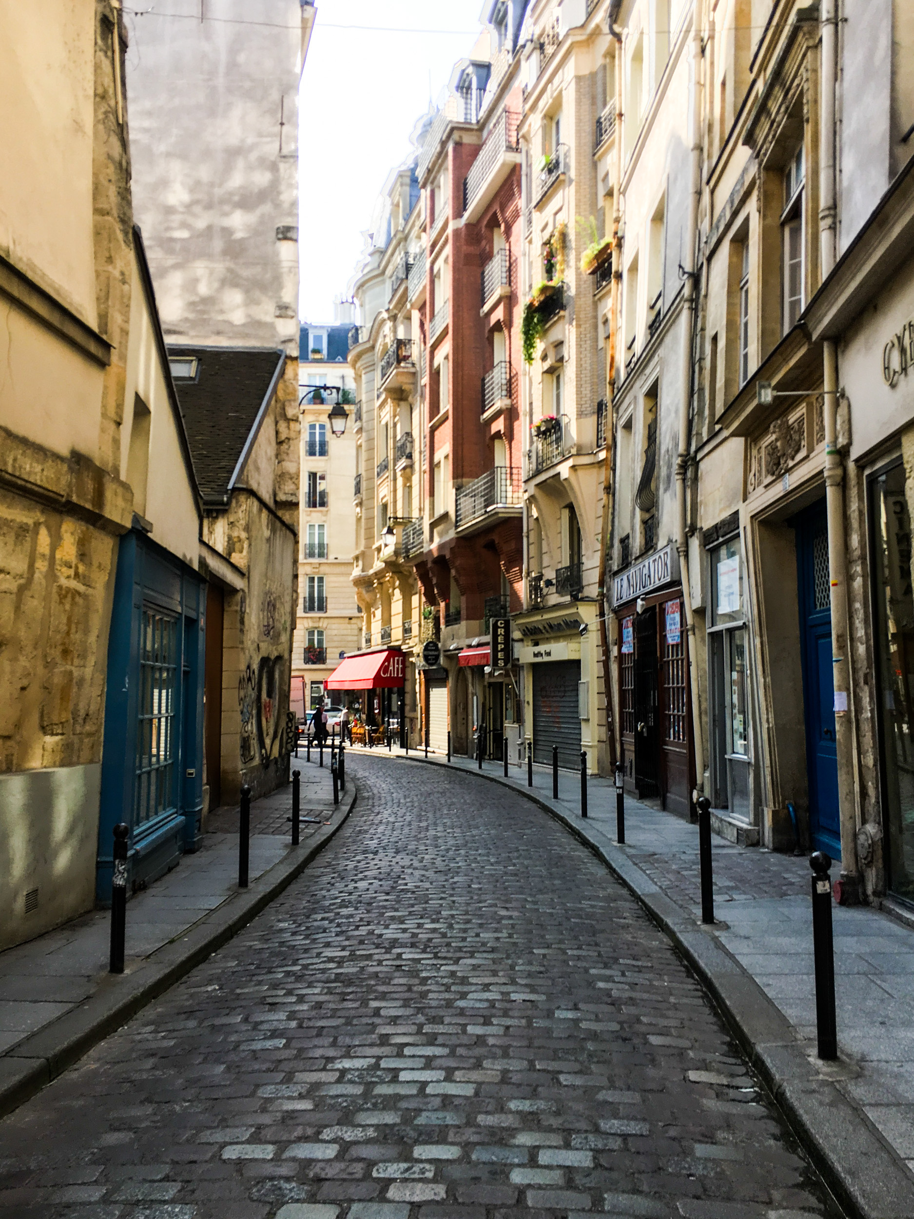 Latin Quarter Paris