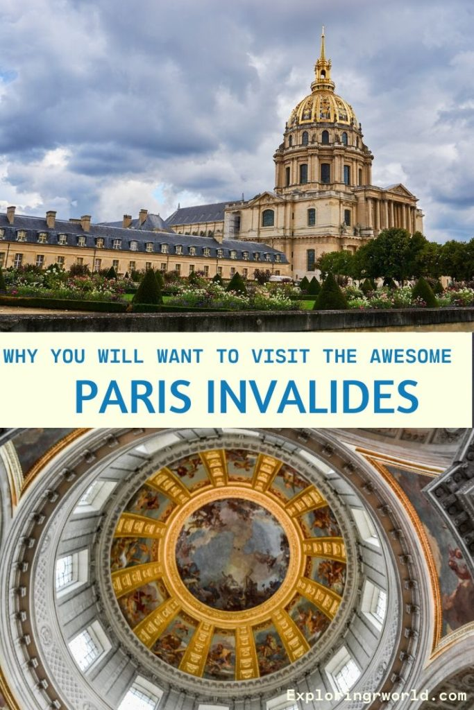 Paris Invalides - Exploringrworld.com