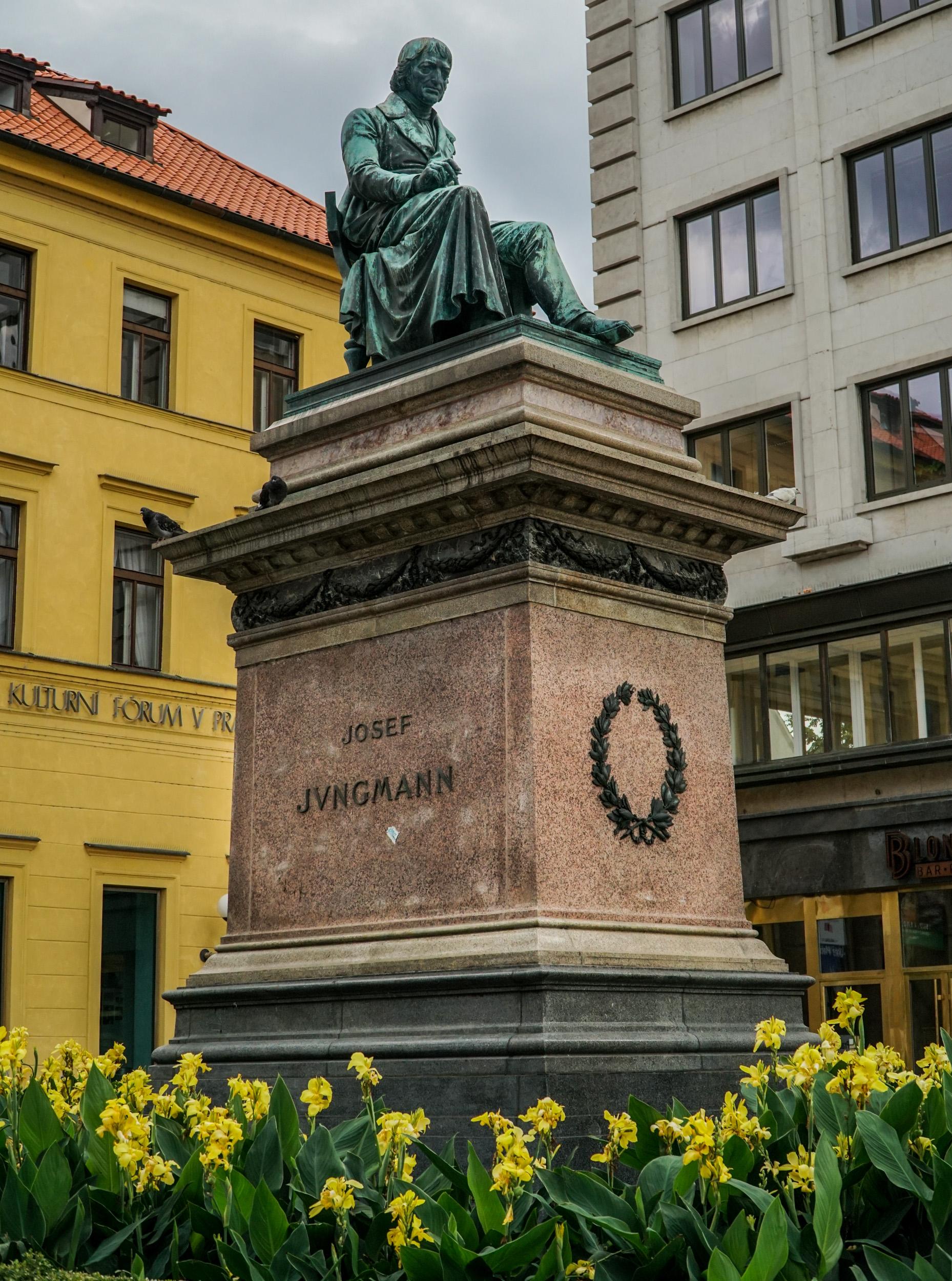 Jungmann Prague