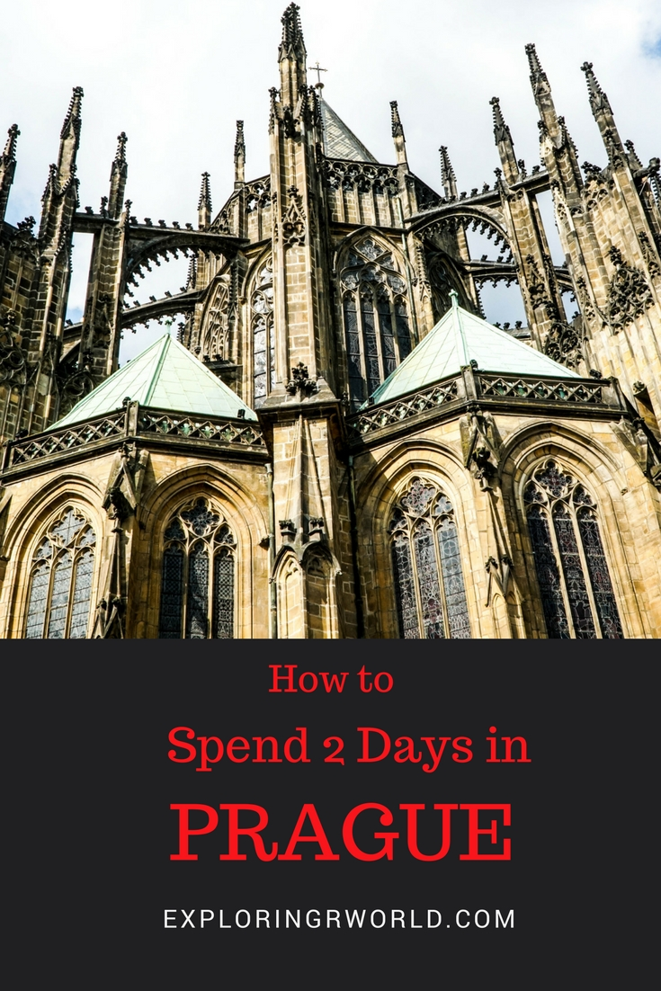 Spend 2 Days Prague