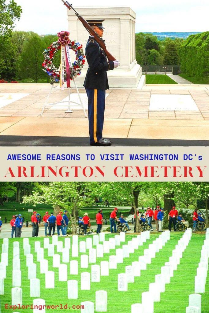 Arlington Cemetery Washington DC - Exploringrworld.com