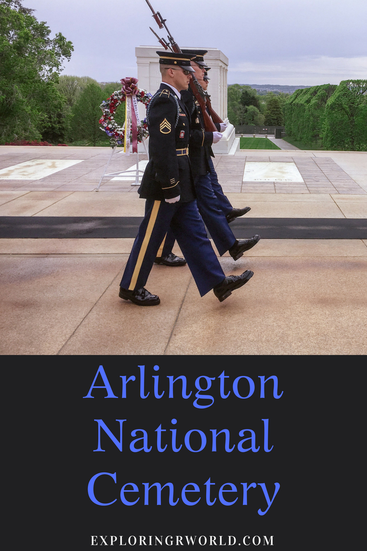 Arlington National Cemetery, Exploring Our World