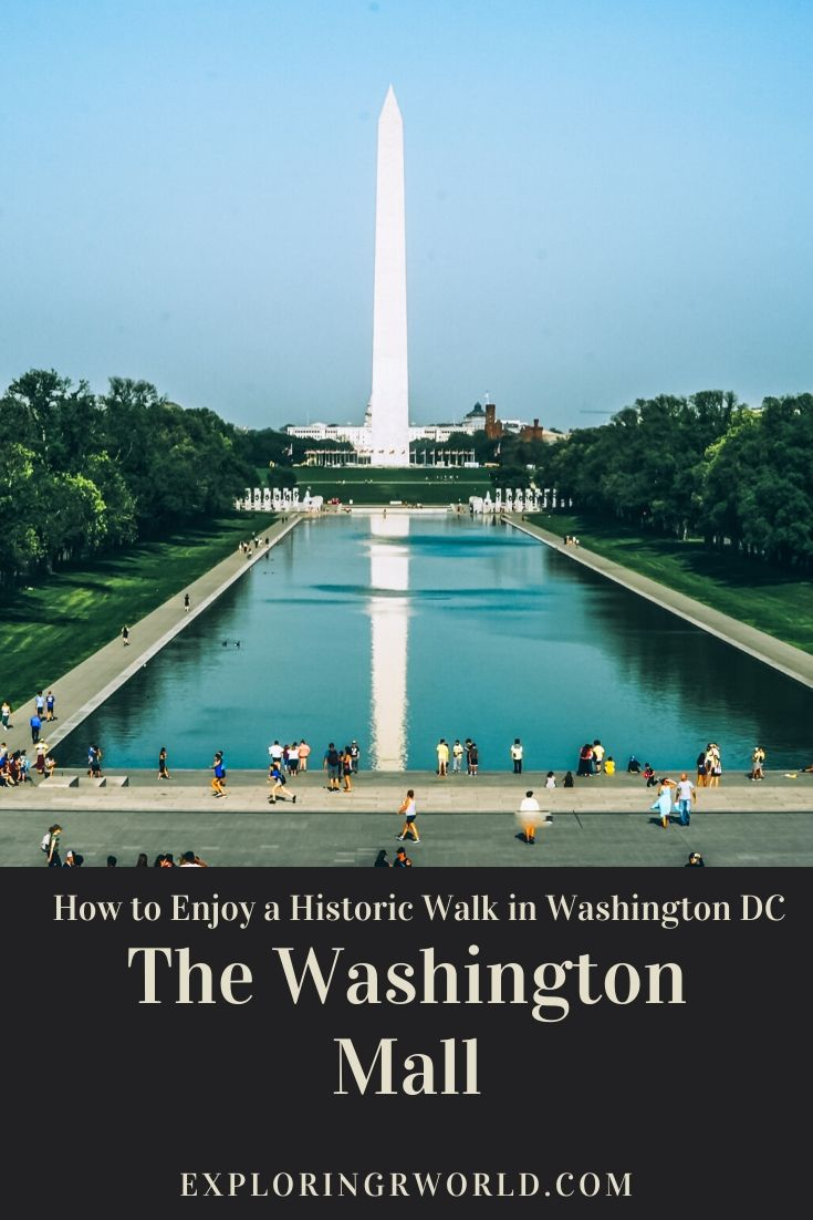 Historic Washington Mall - Exploringrworld.com
