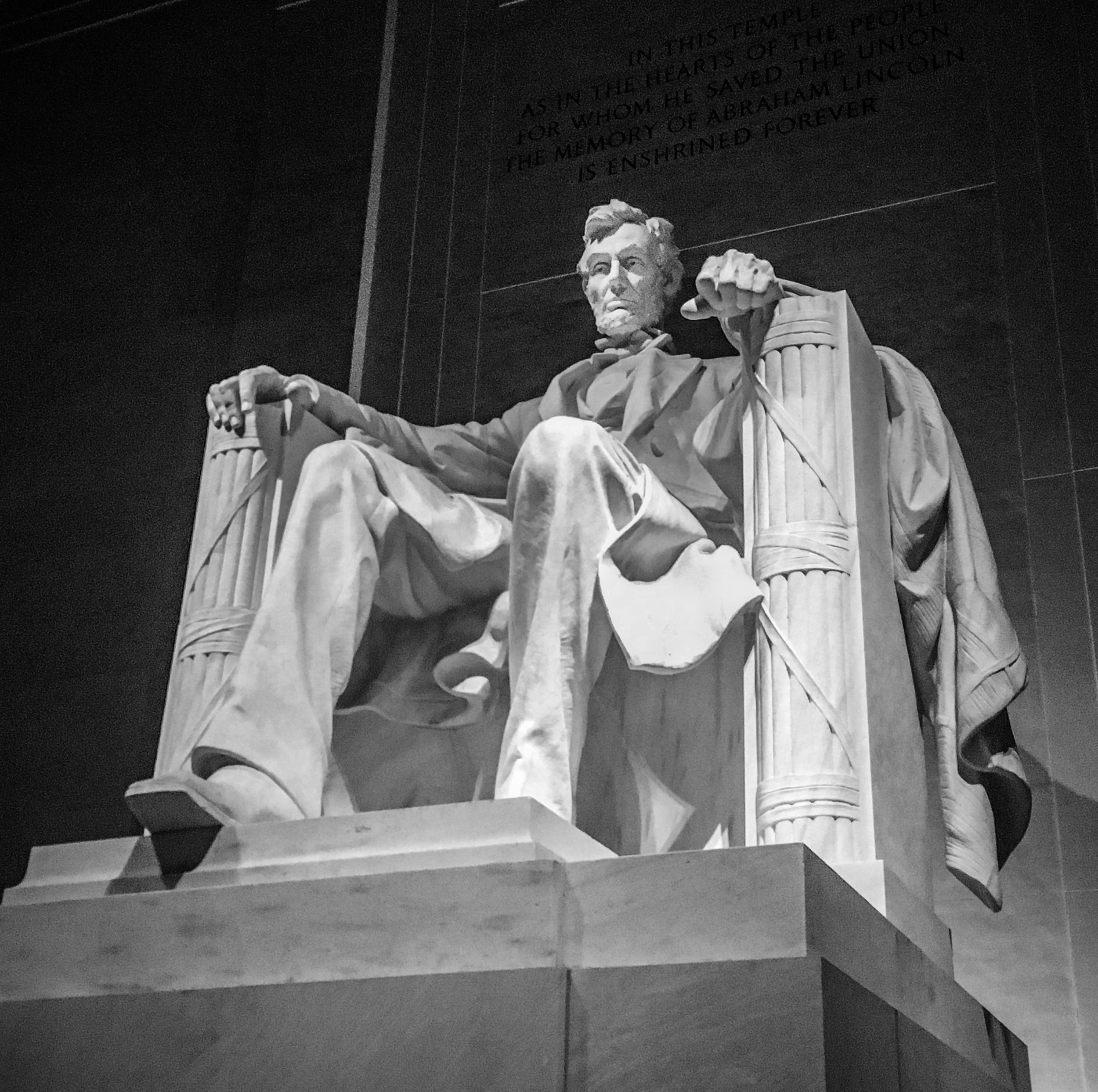 Washington DC Lincoln Memorial